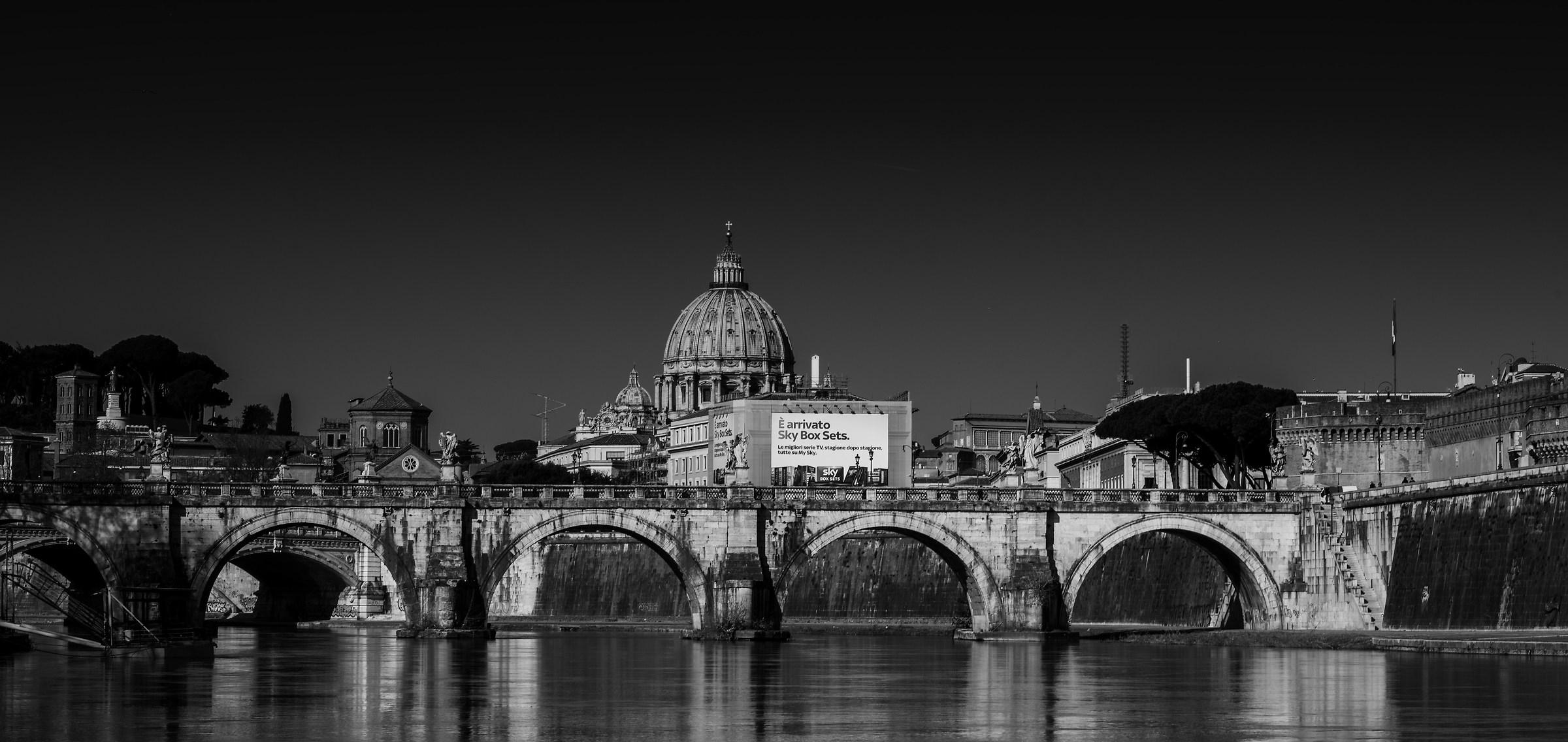 River Tiber...