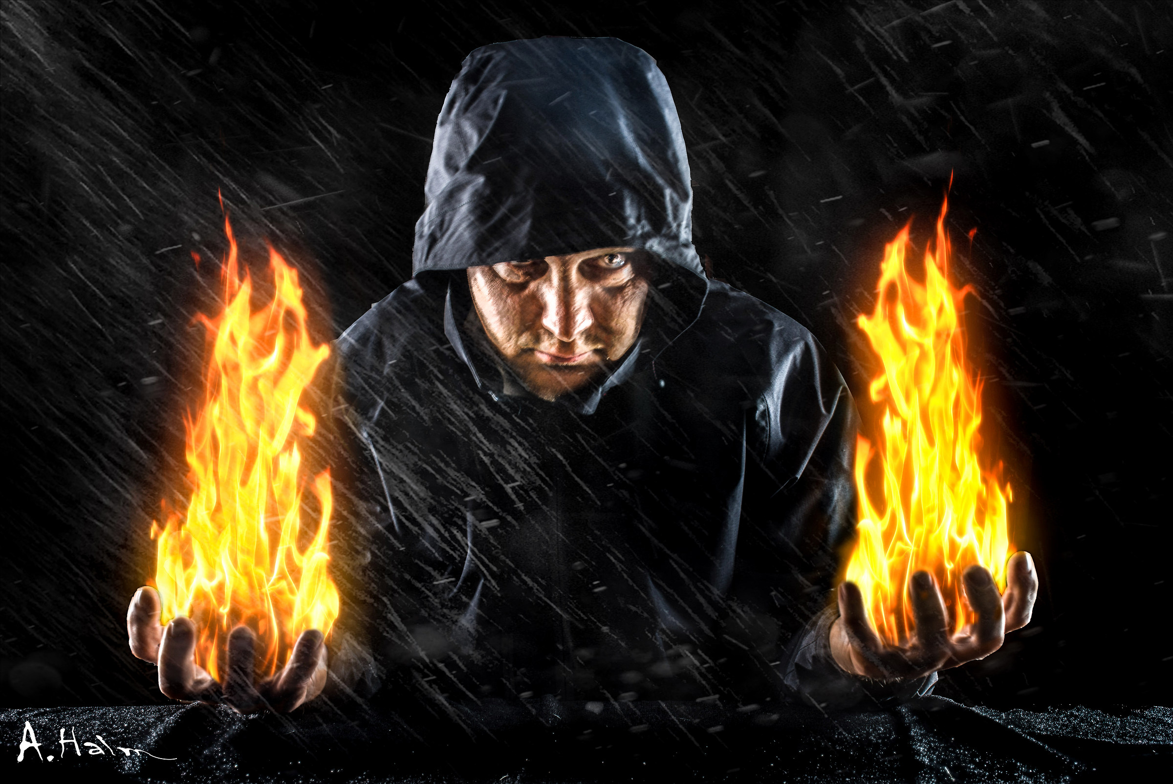 The Evil inside me.......