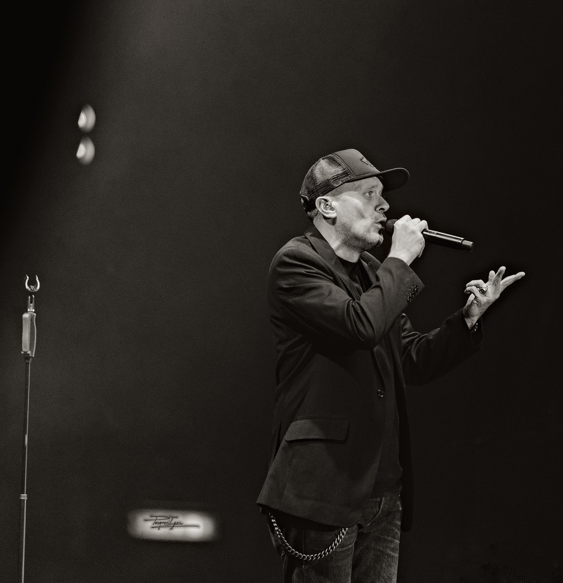 Max Pezzali tour 2015. Unipol Arena Bologna...