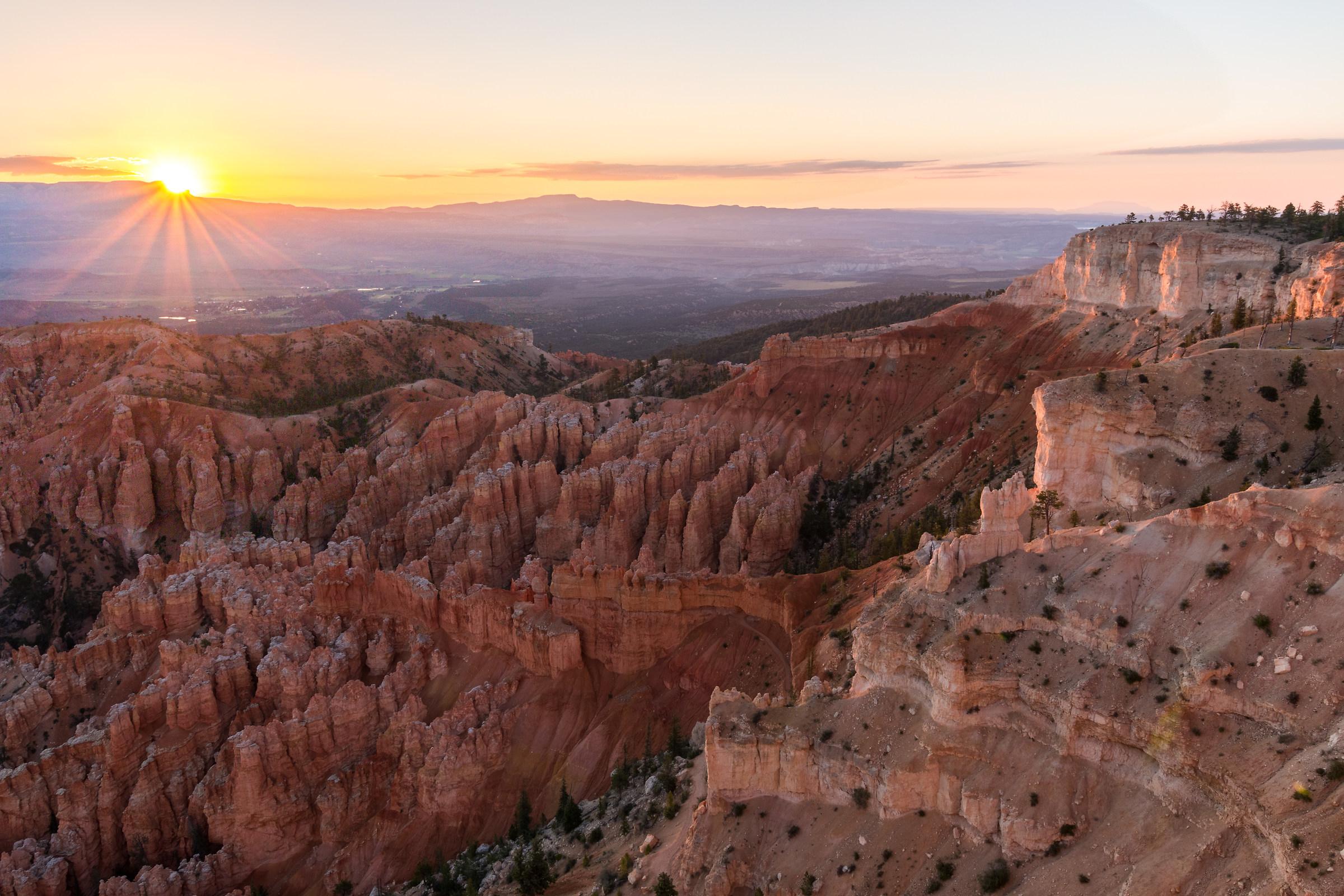 Alba At Bryce Canyon...