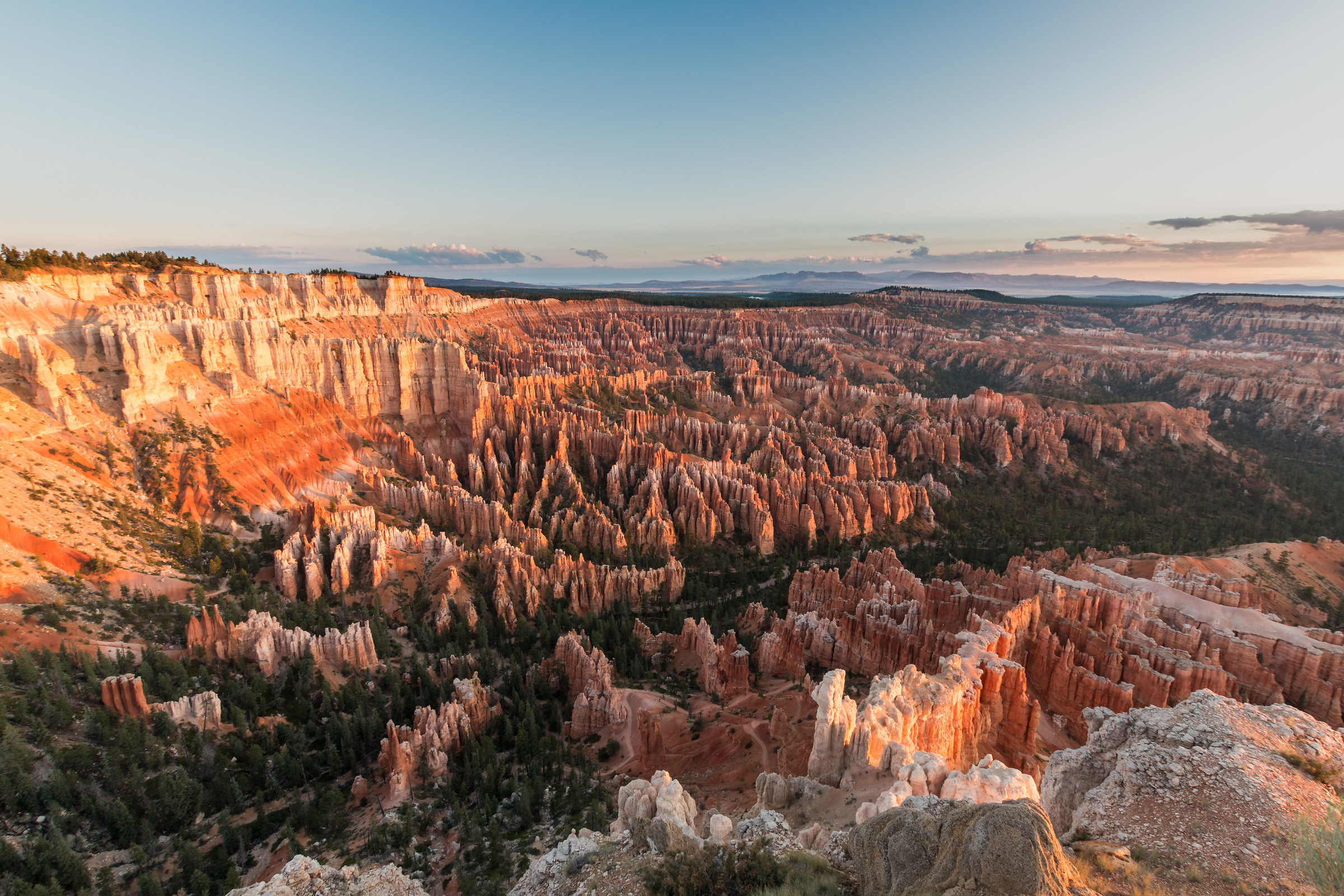 Alba At Bryce Canyon...