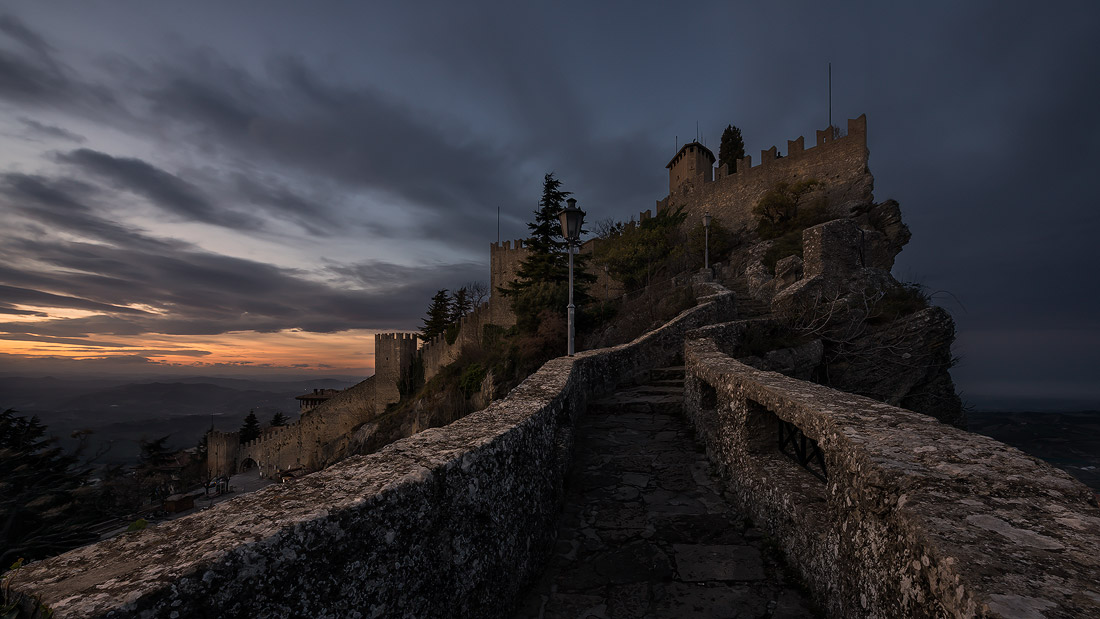 Castello San Marino...