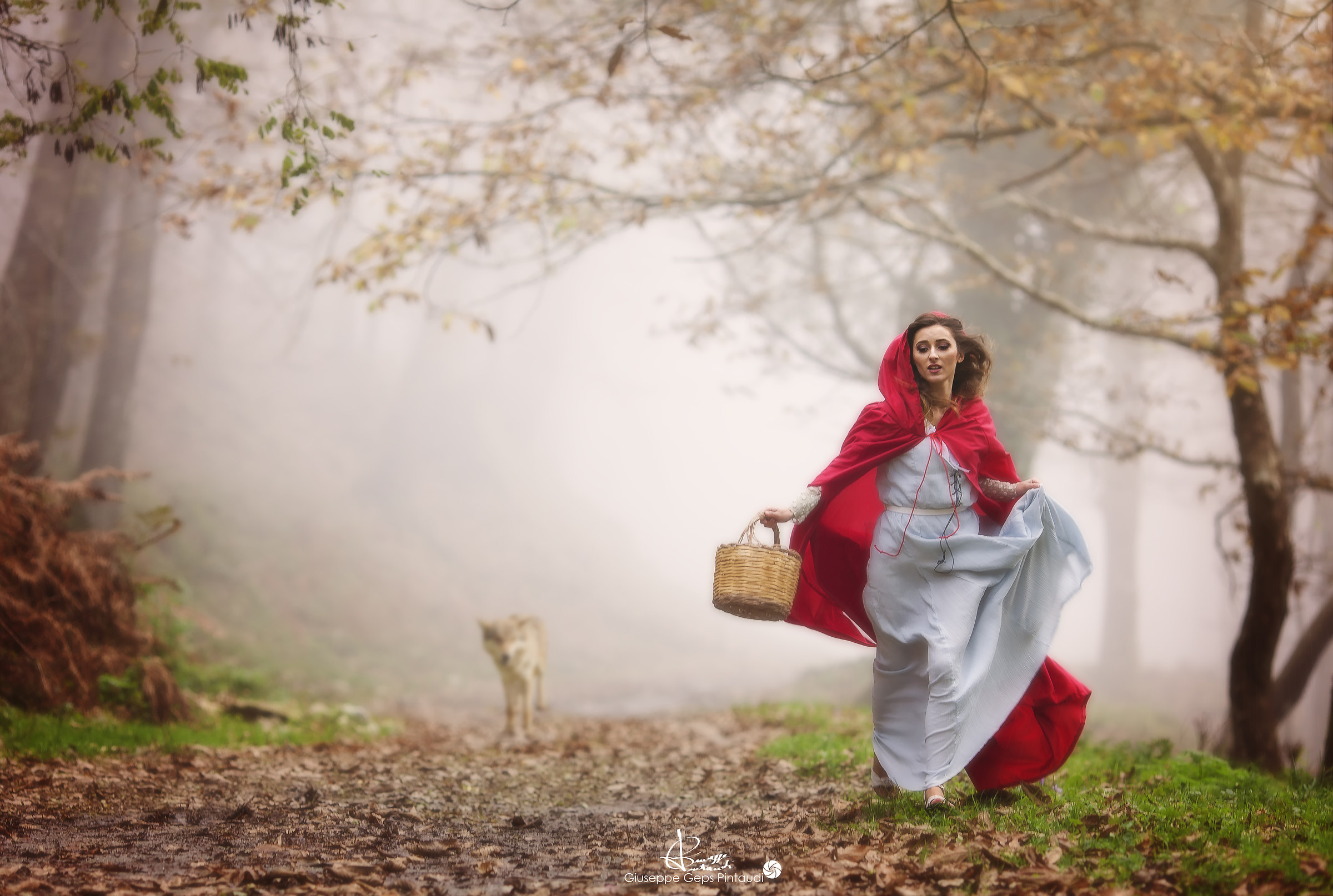 Sweet Escape (Little Red Riding Hood)...