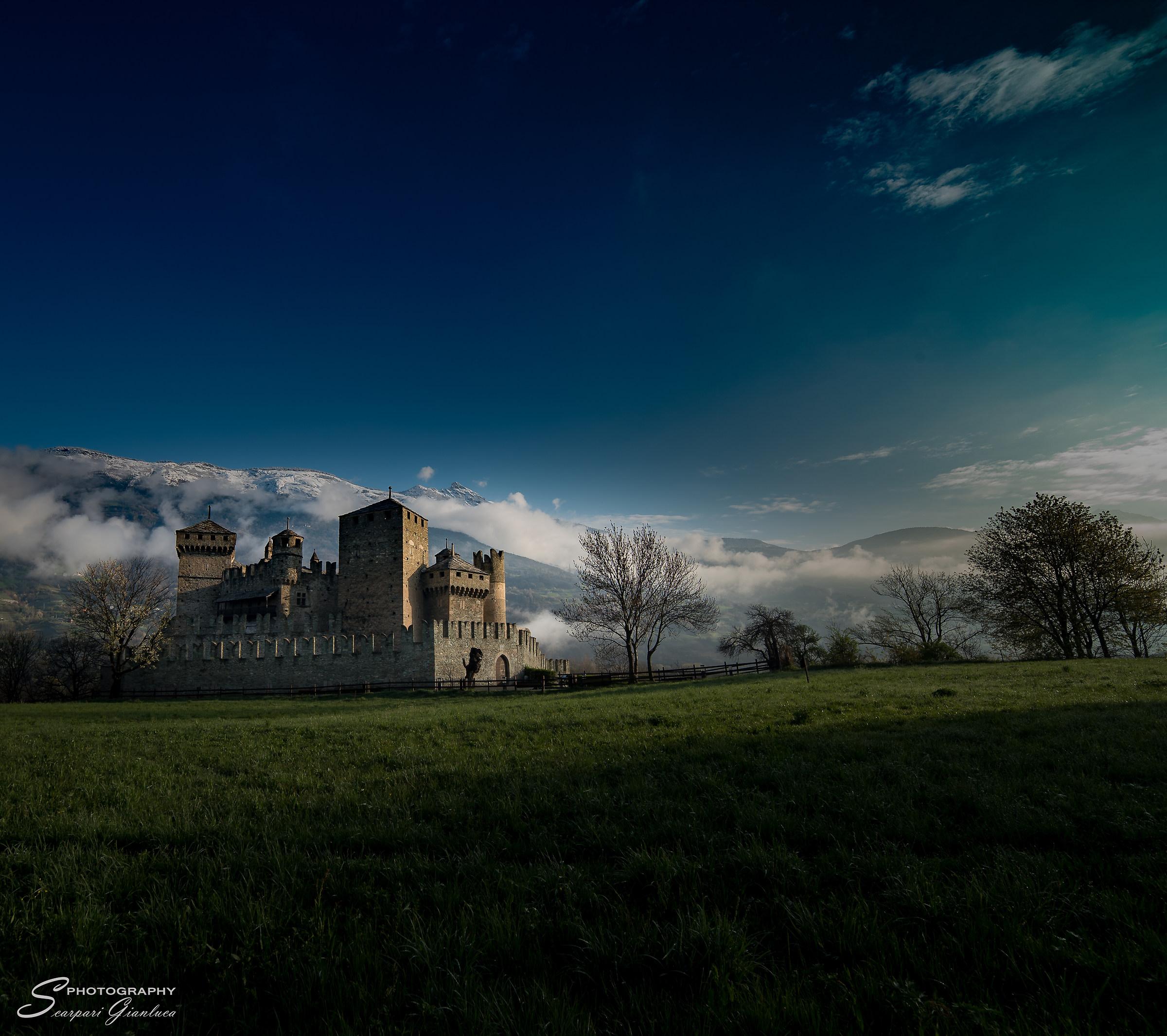 Fenis Castle...