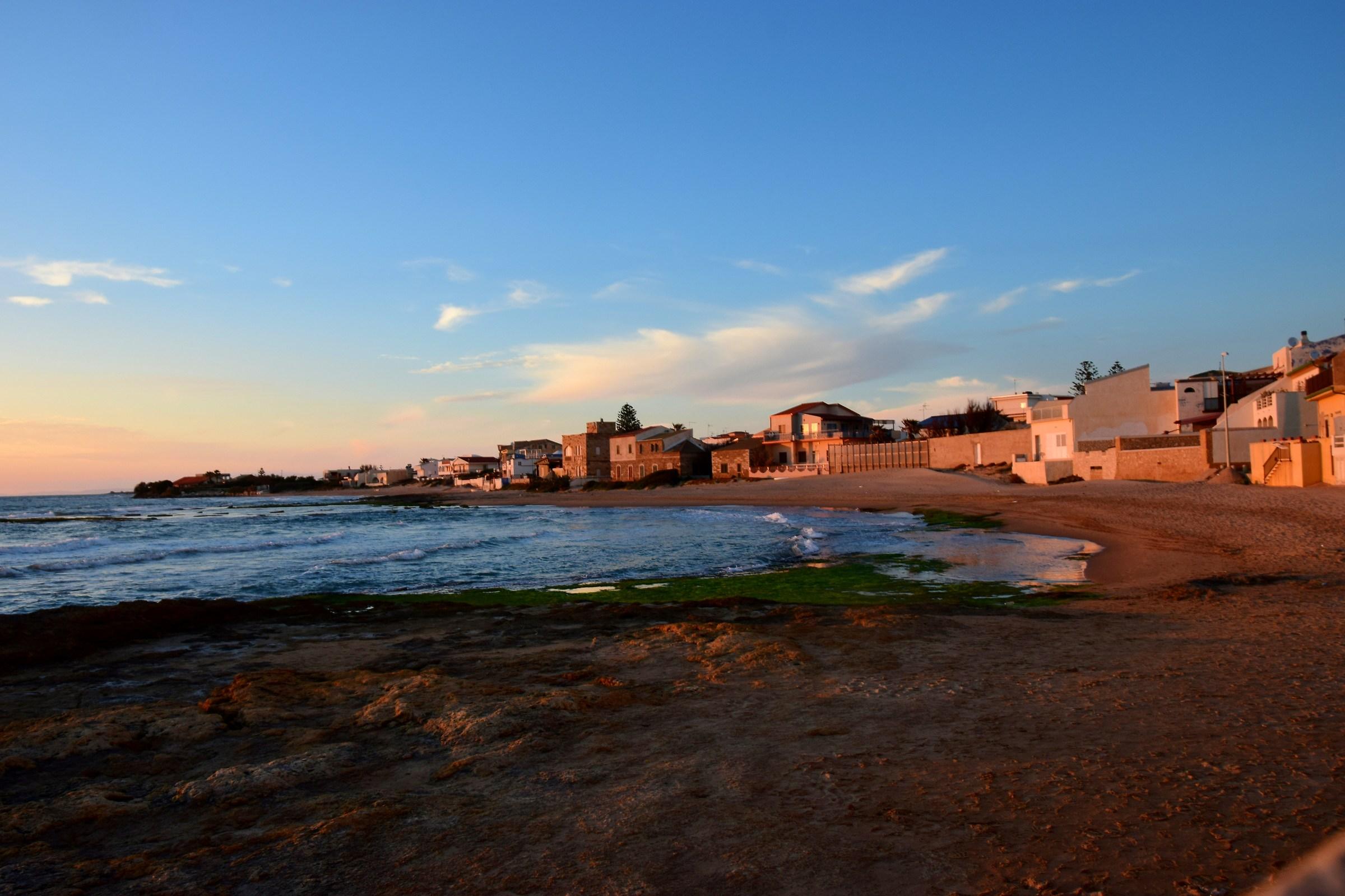 colors in Punta Secca...