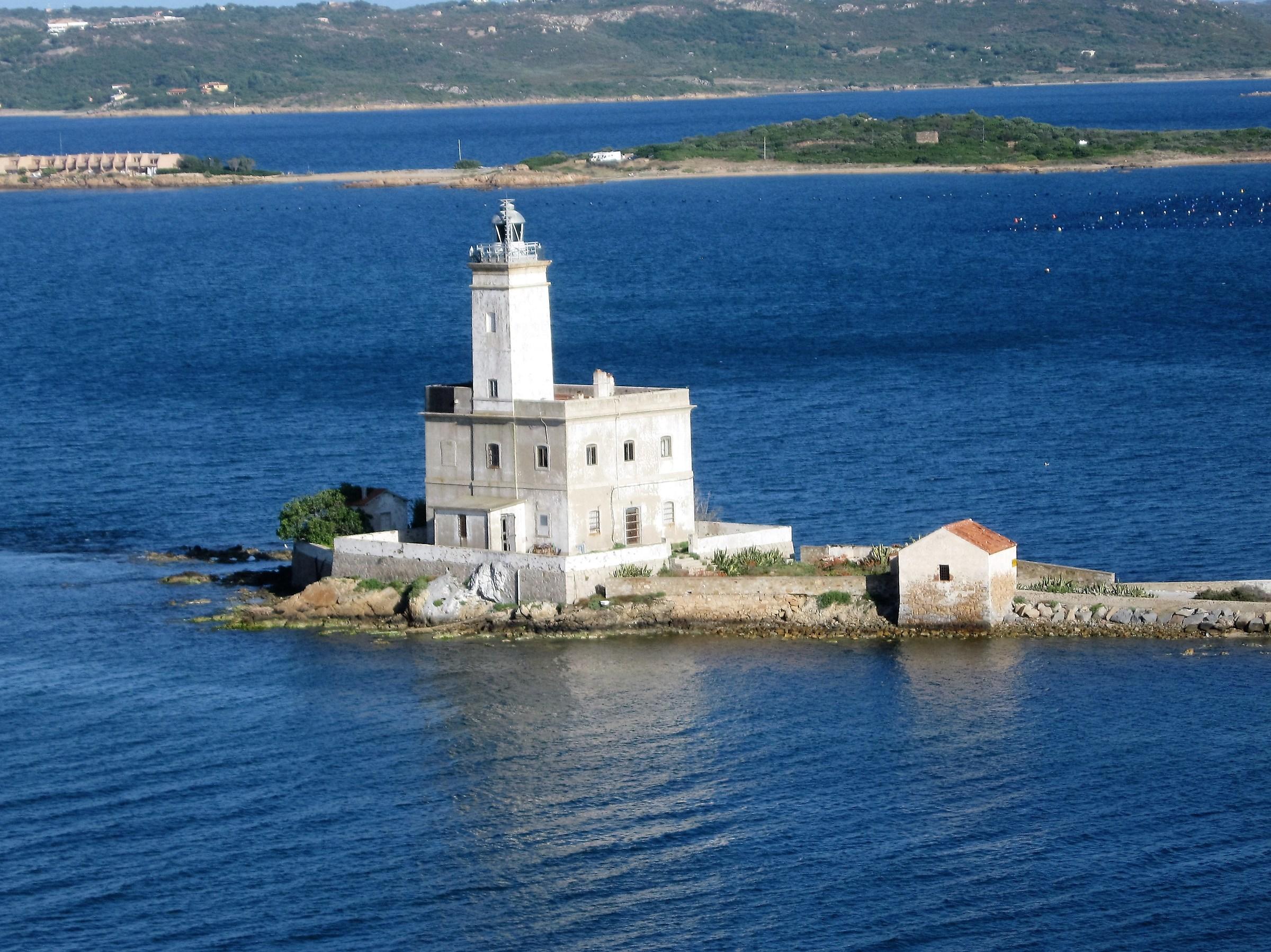 lighthouse of olbia...