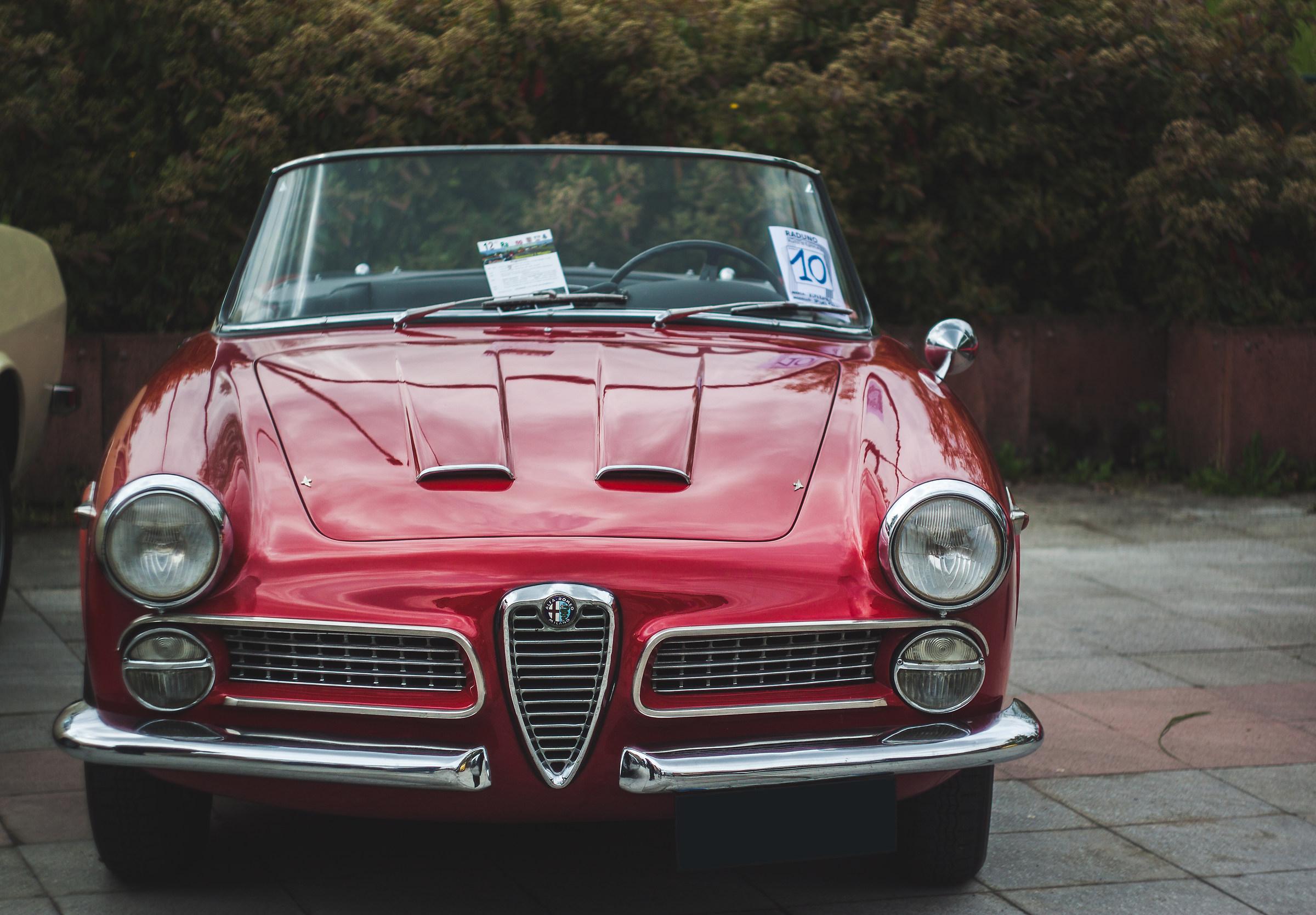 Alfa Spider Touring...