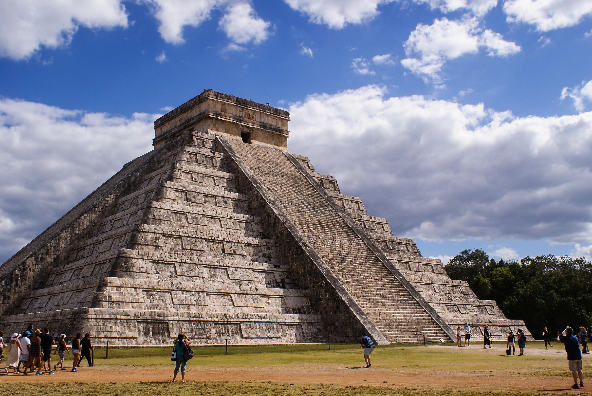 Quetzalcoatl...
