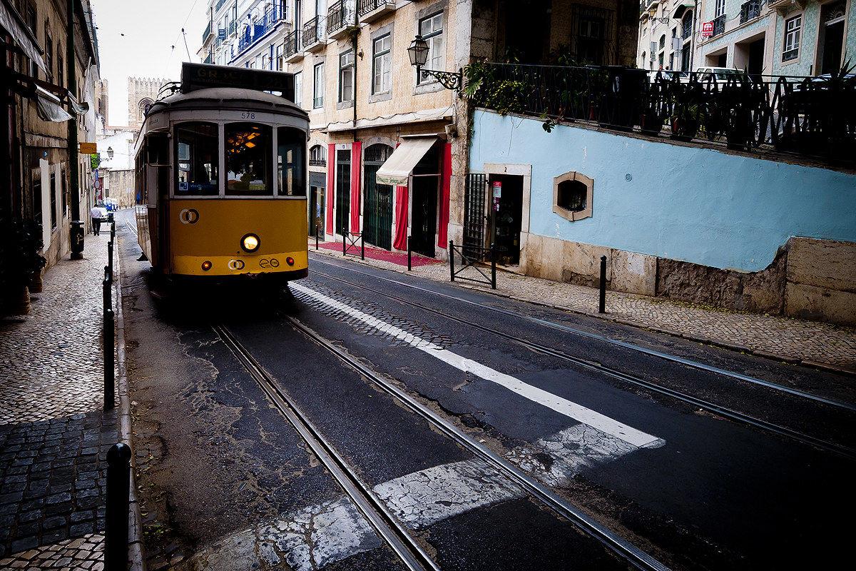Lisbon...