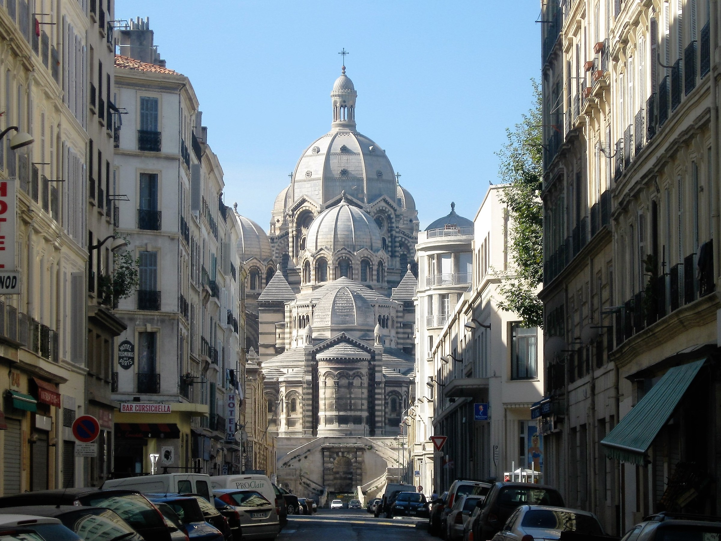 Marseilles Cathedral...