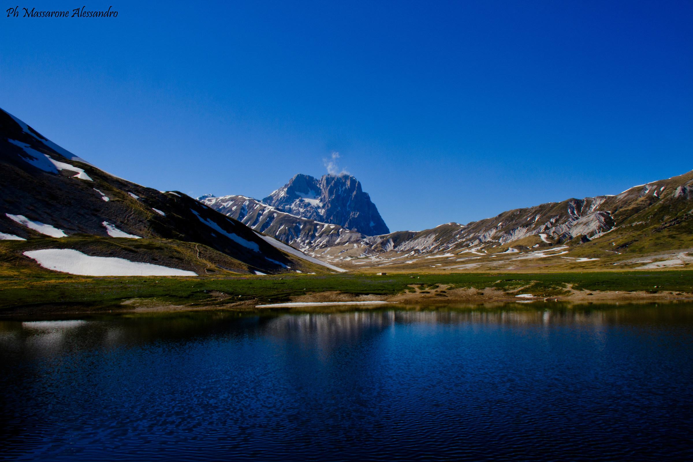 The Big Horn Lake Pietranzoni...