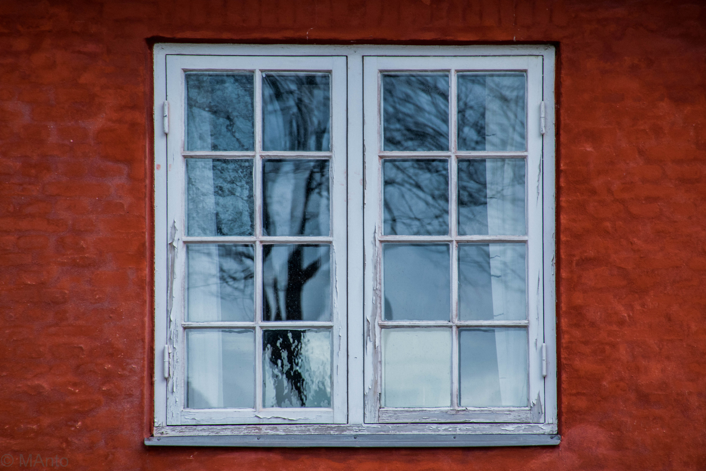 The Danish window...
