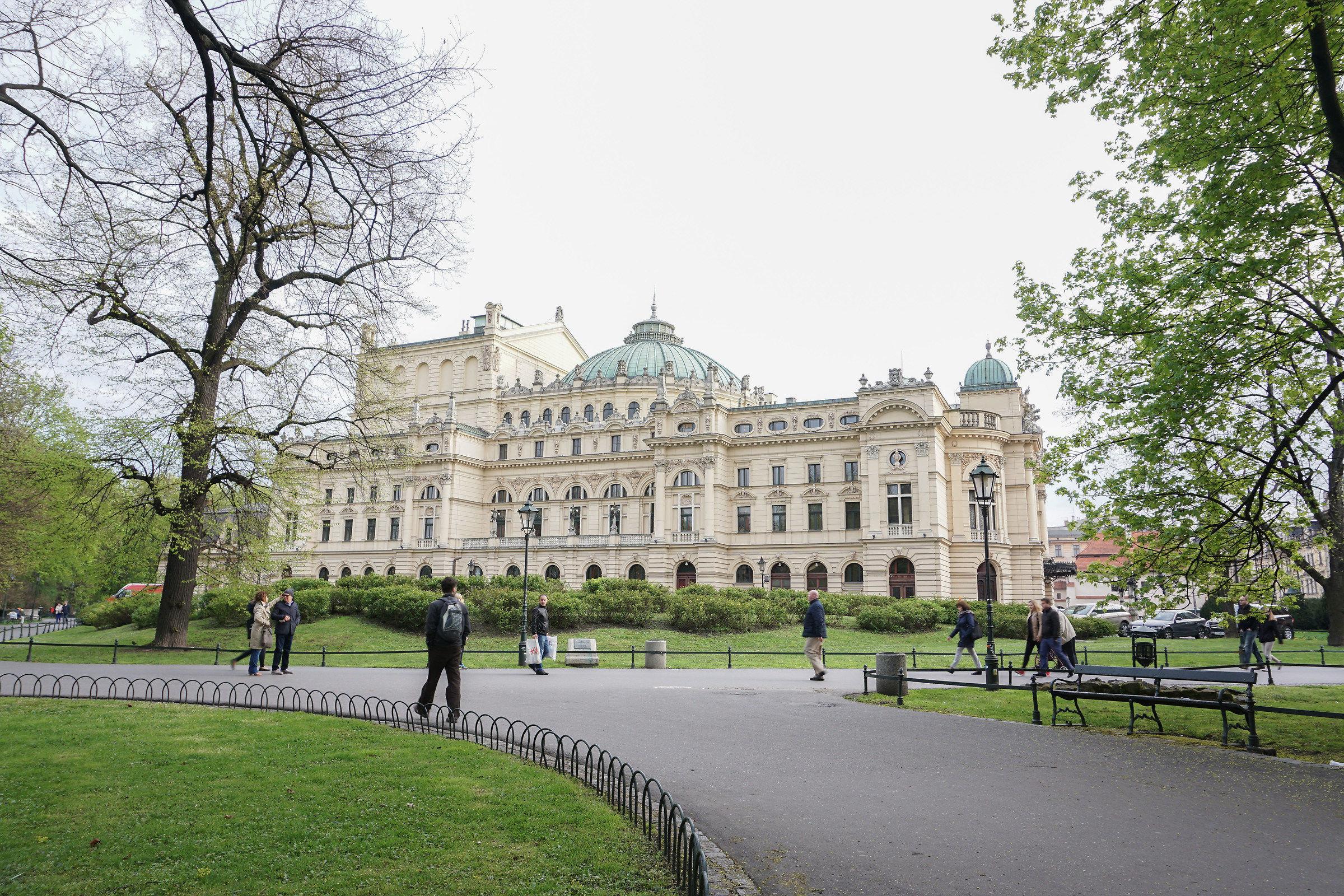 Teatr Słowackiego...