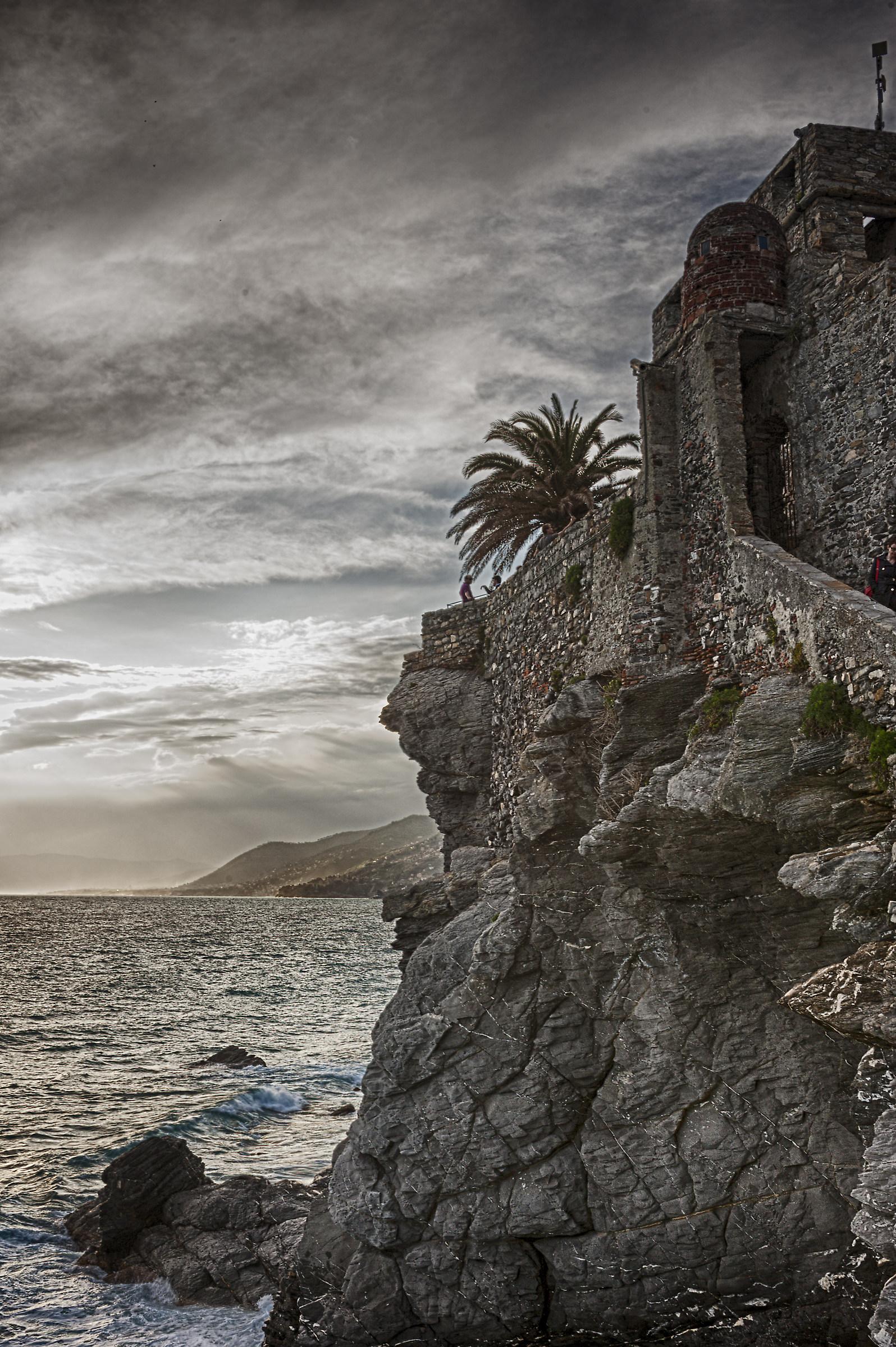Castle Camogli...