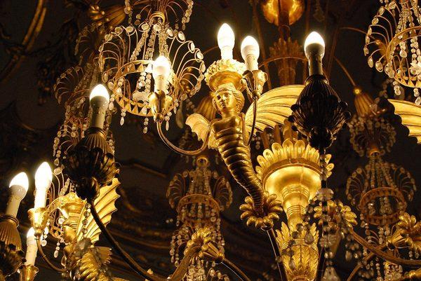 Il lampadario del Re JuzaPhoto