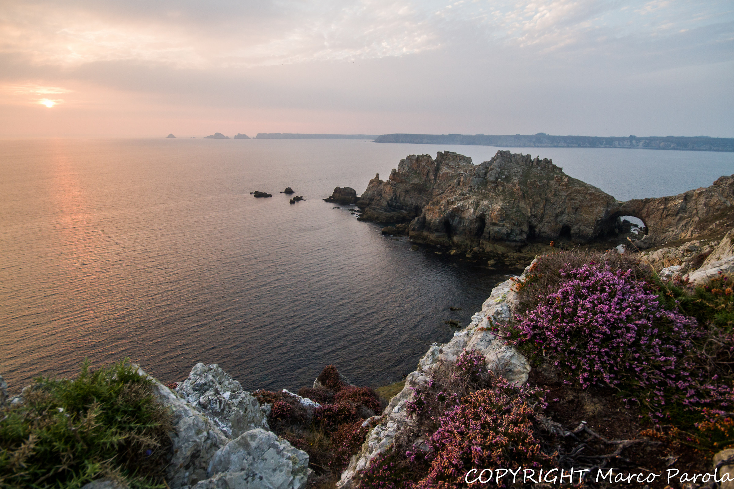 Sunset Pointe de Dinan...