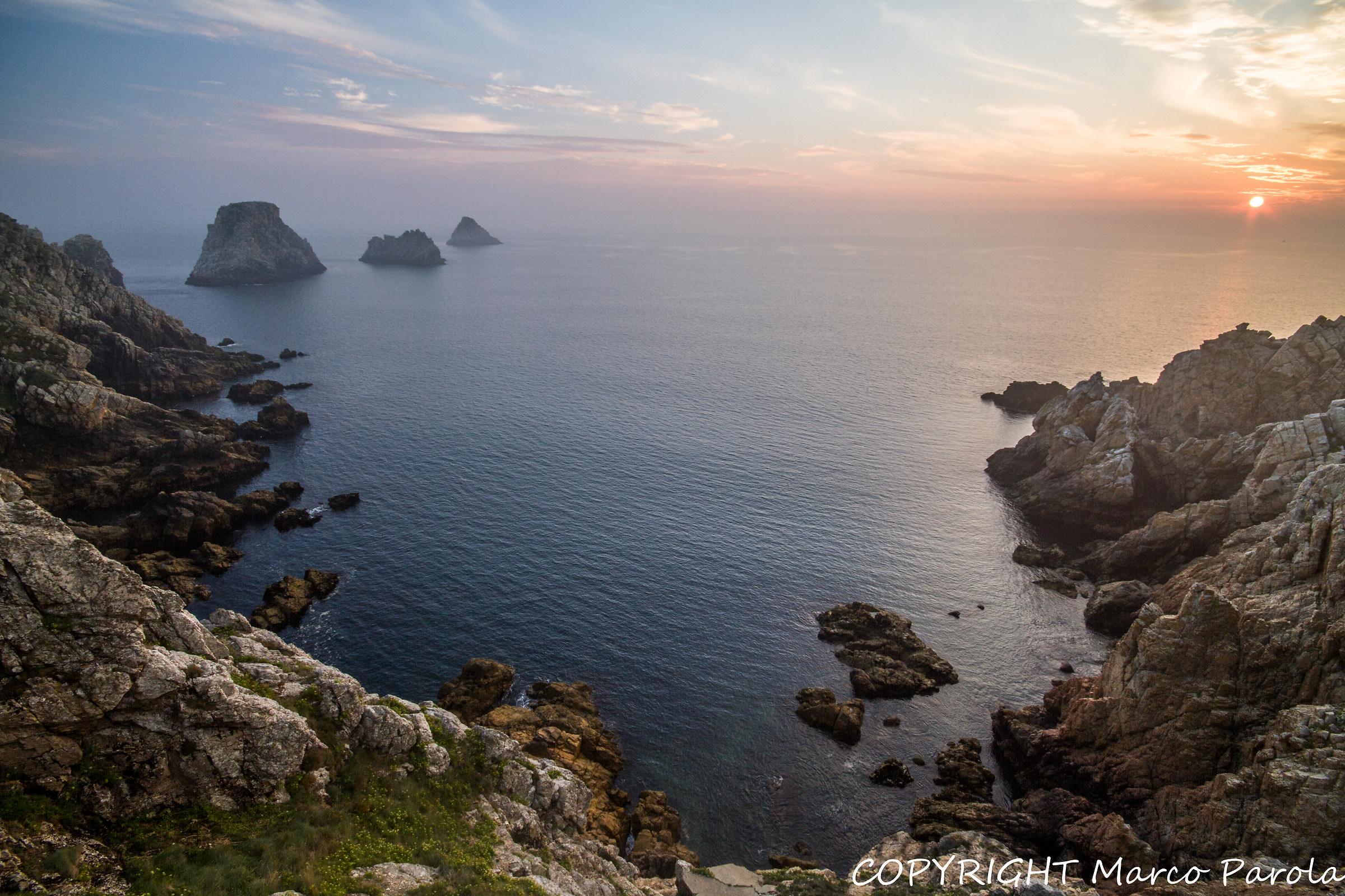 Sunset Pointe de Pen-Hir...