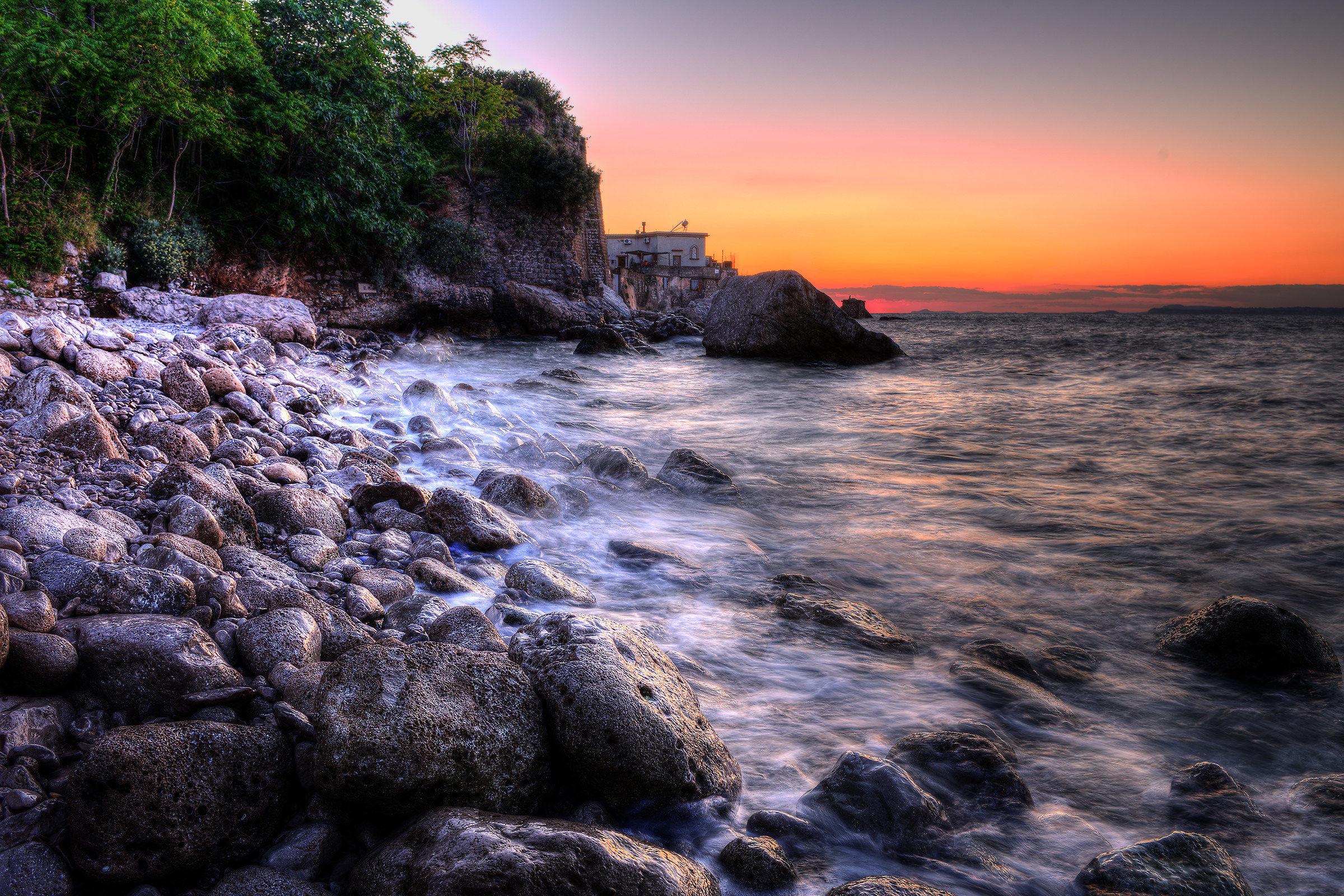 Beach Vico Equense...