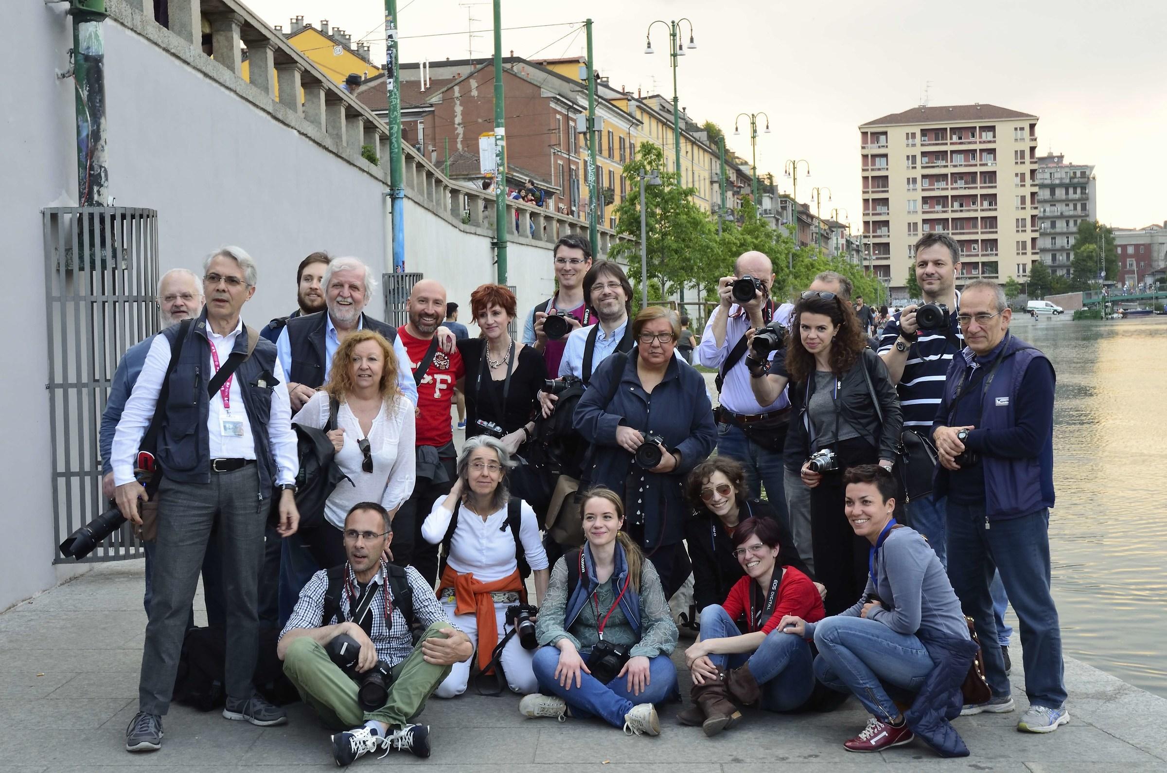 incontriamoci Group in Milan...