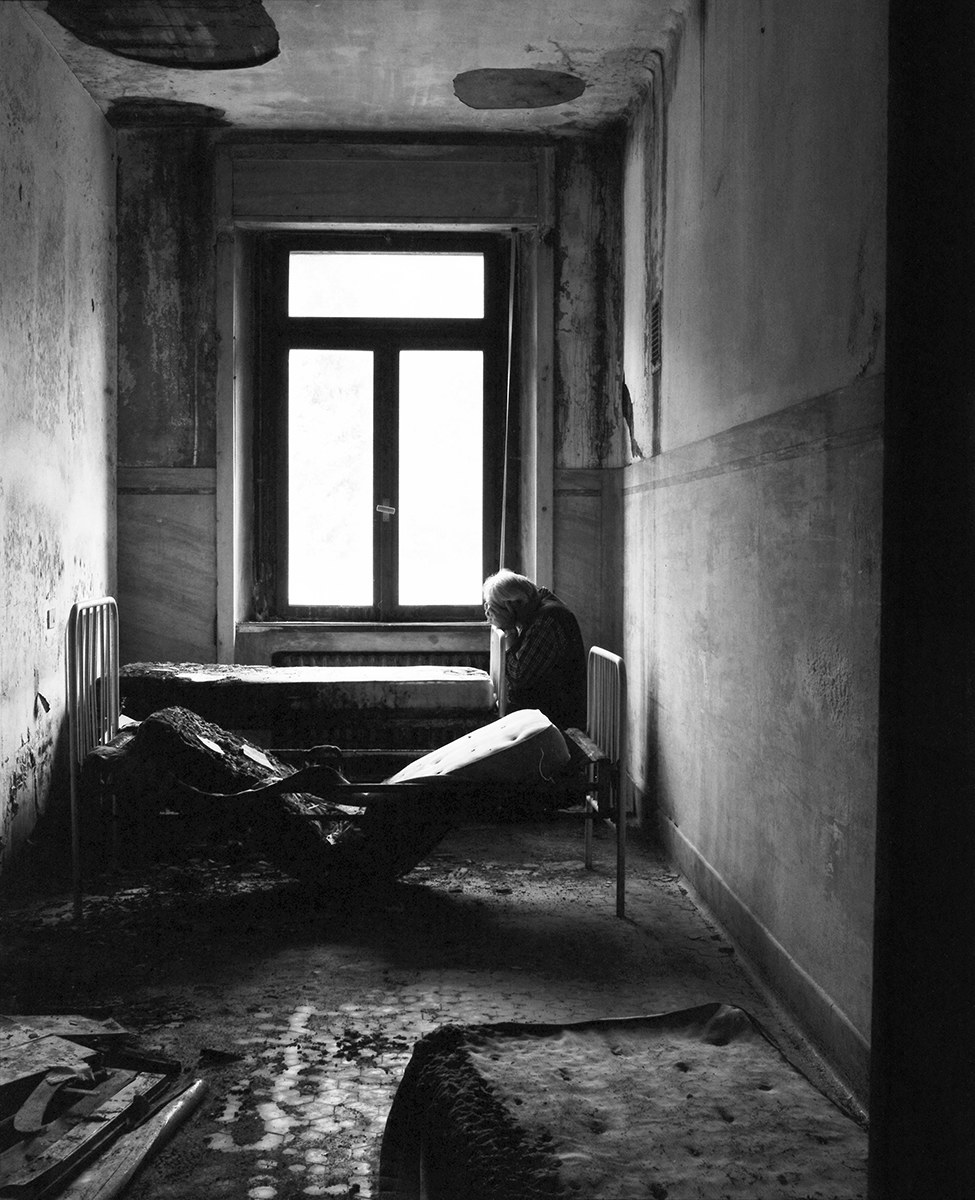 The last refuge ......