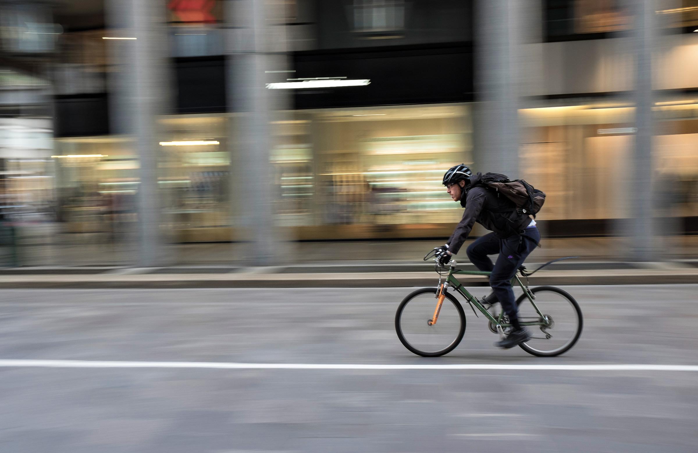 urban rider...