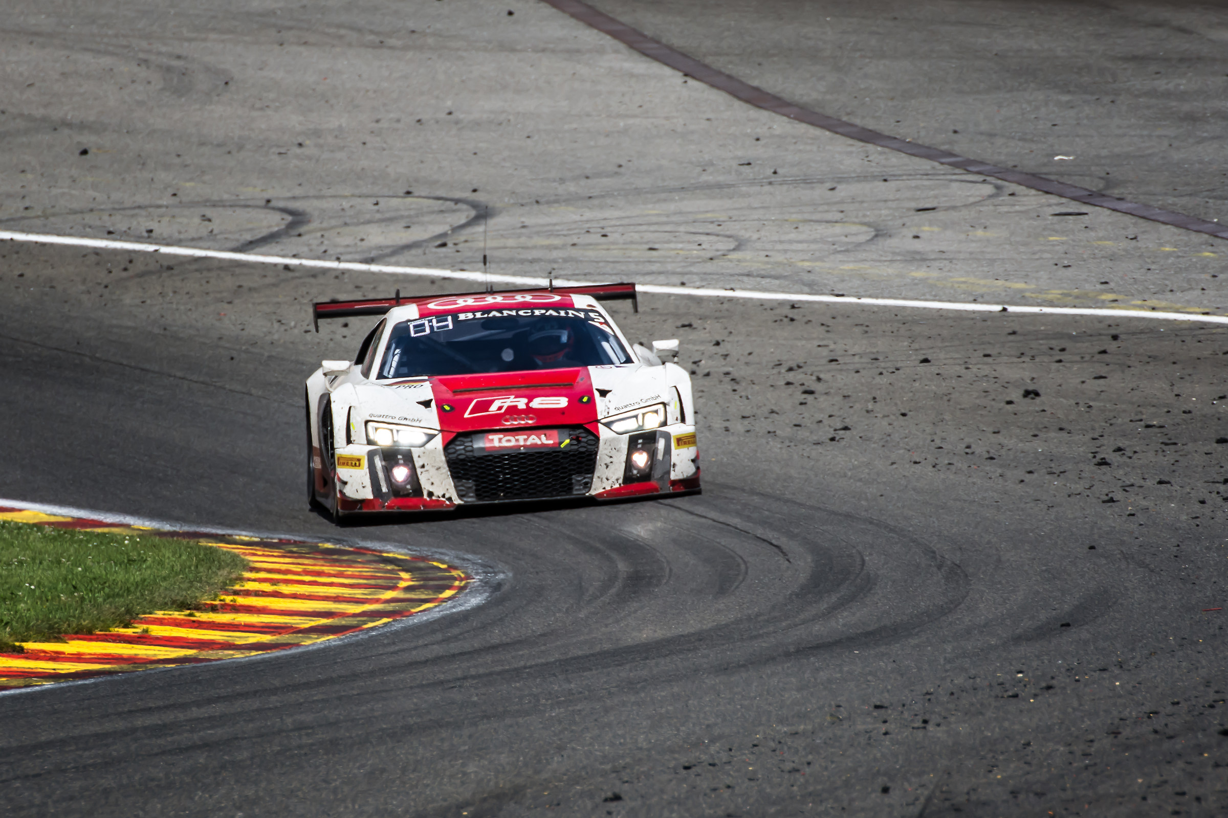 Audi R8 LMS Ultra - Blancpain GT Series...