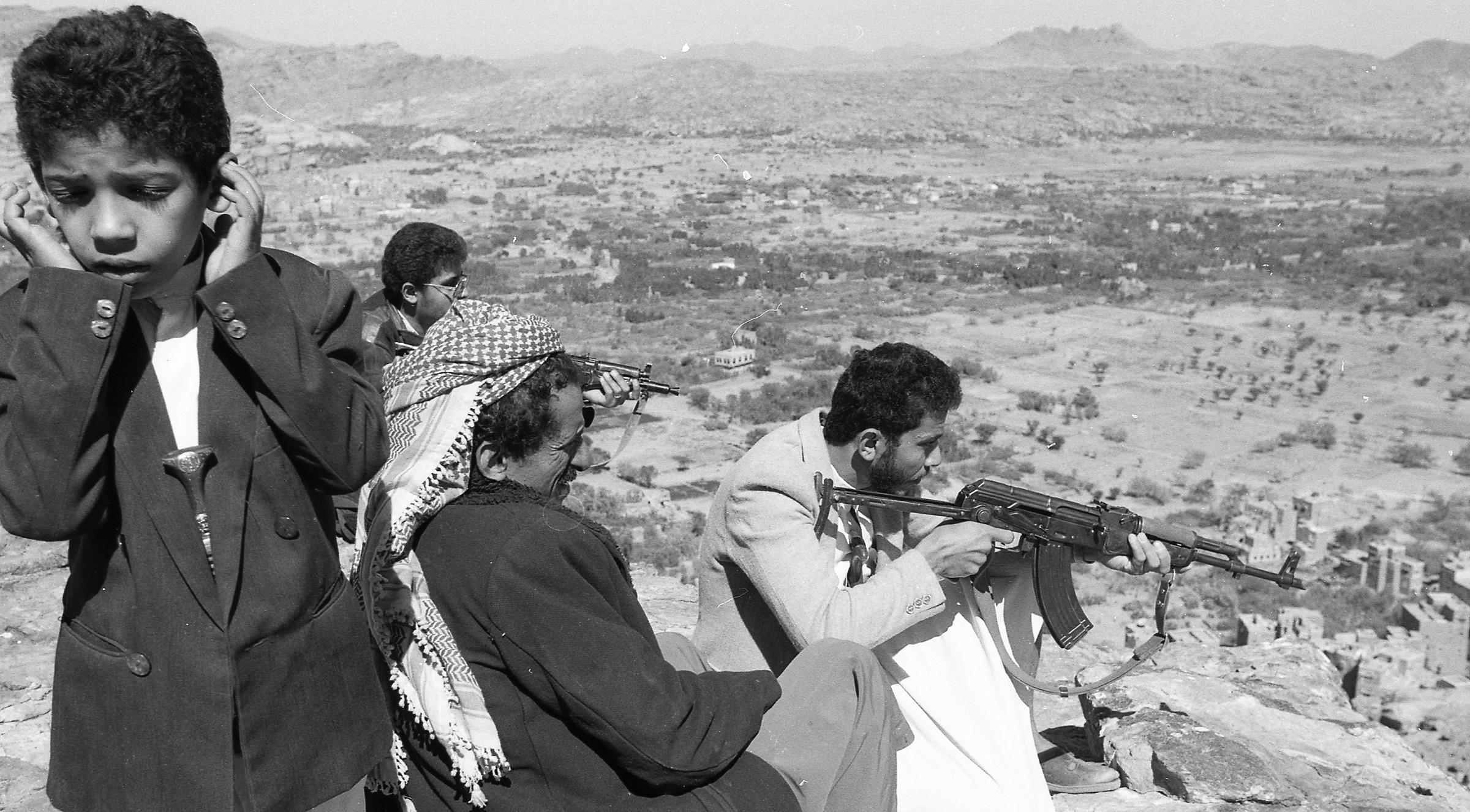Yemen...