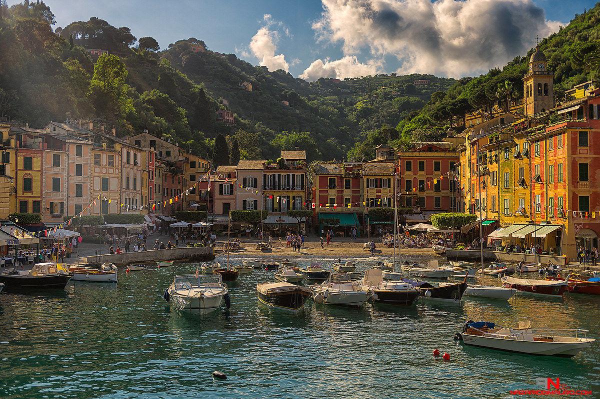 The magic of Portofino ......
