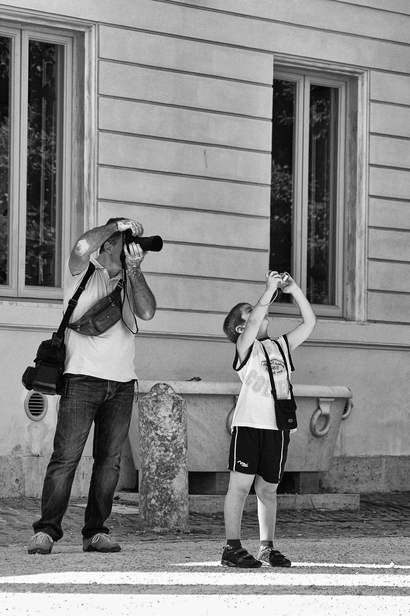 Small photographers grow...