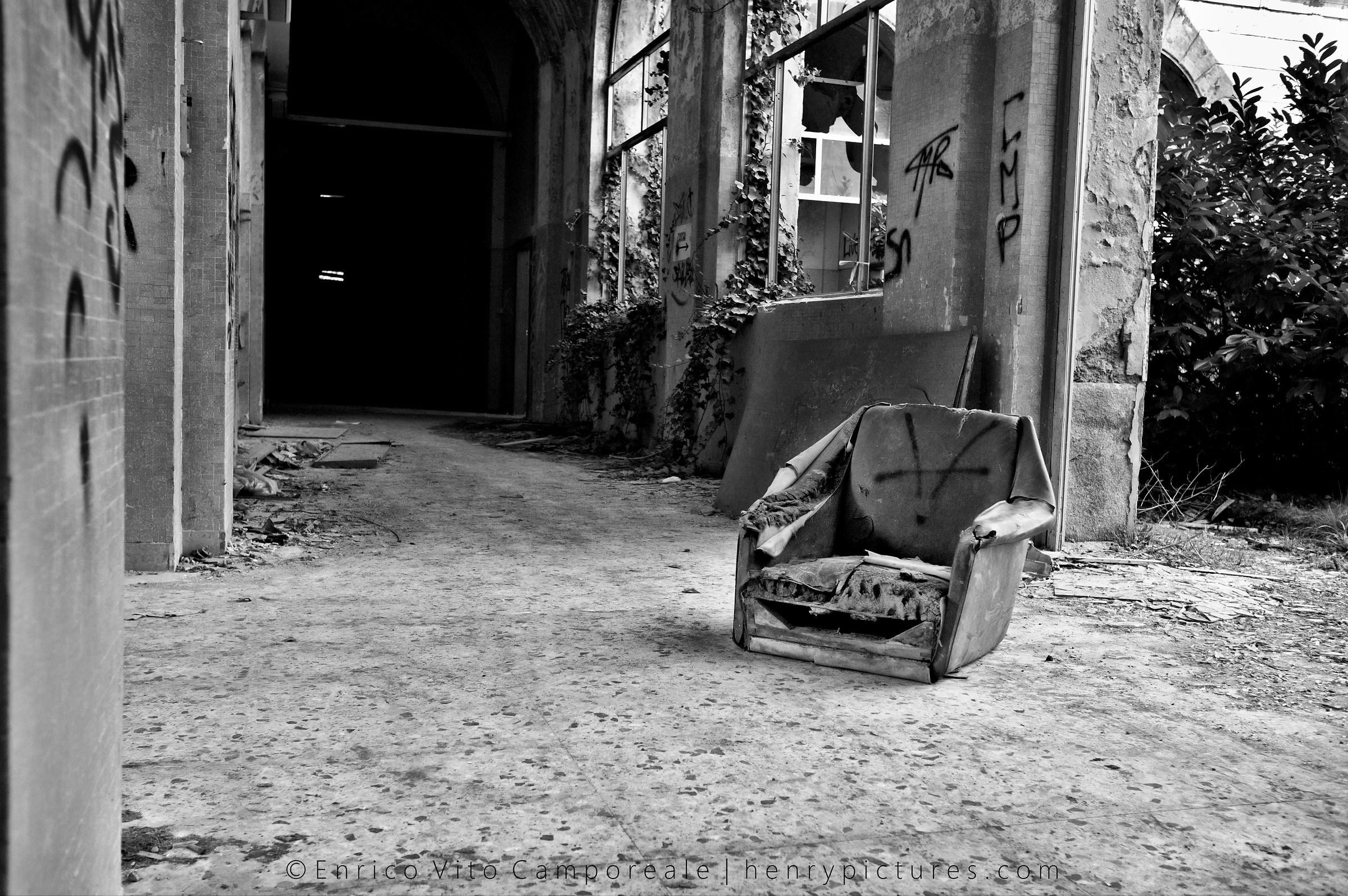 Old Armchair...