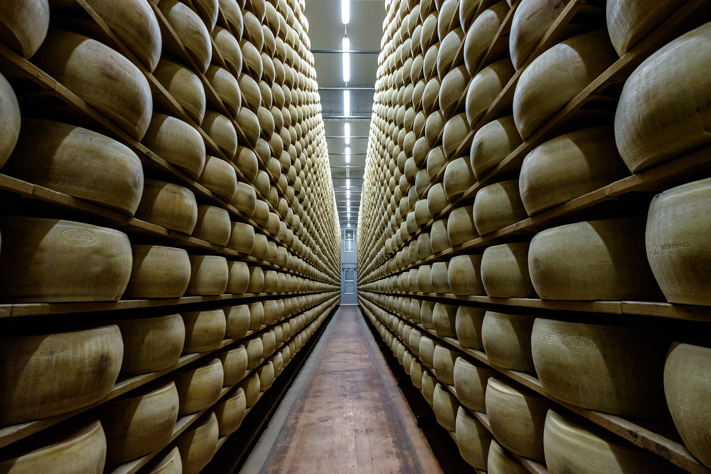 A bit 'of Parmigiano...