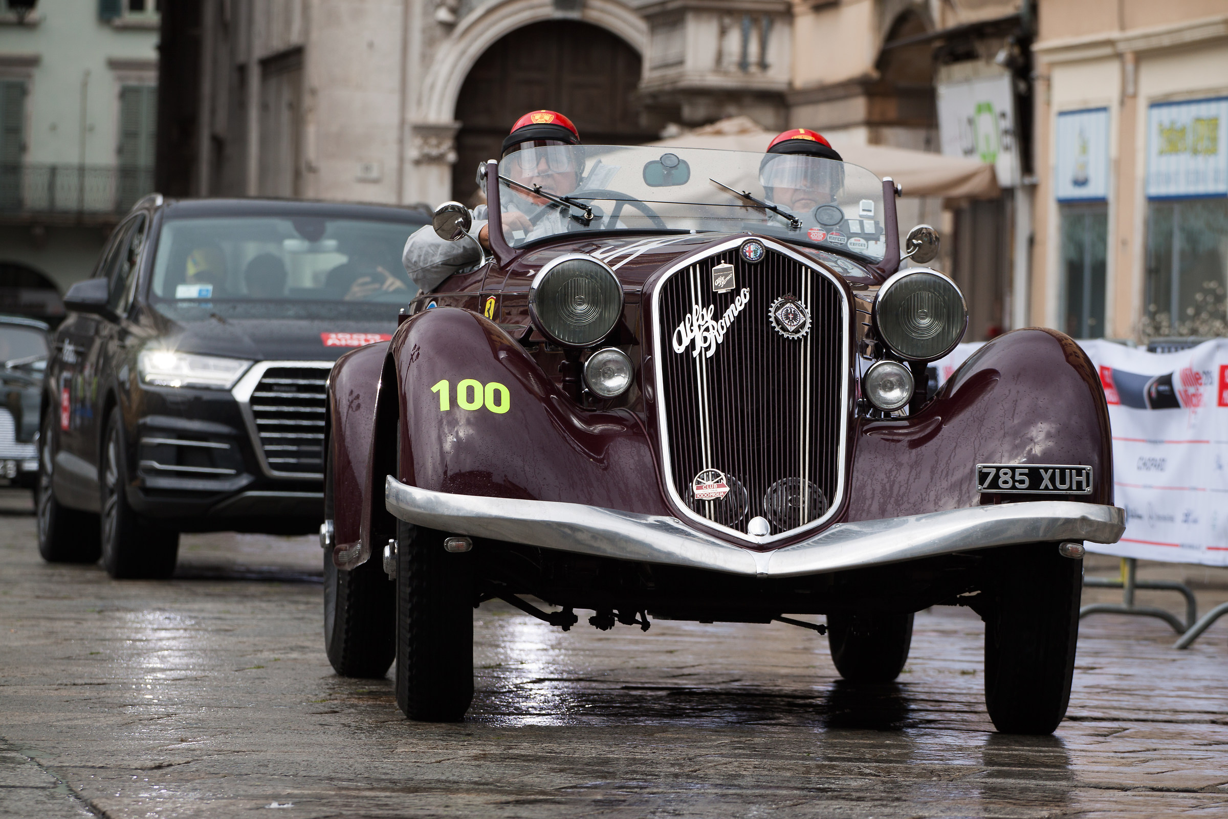 Alfa Romeo 6c 2300...