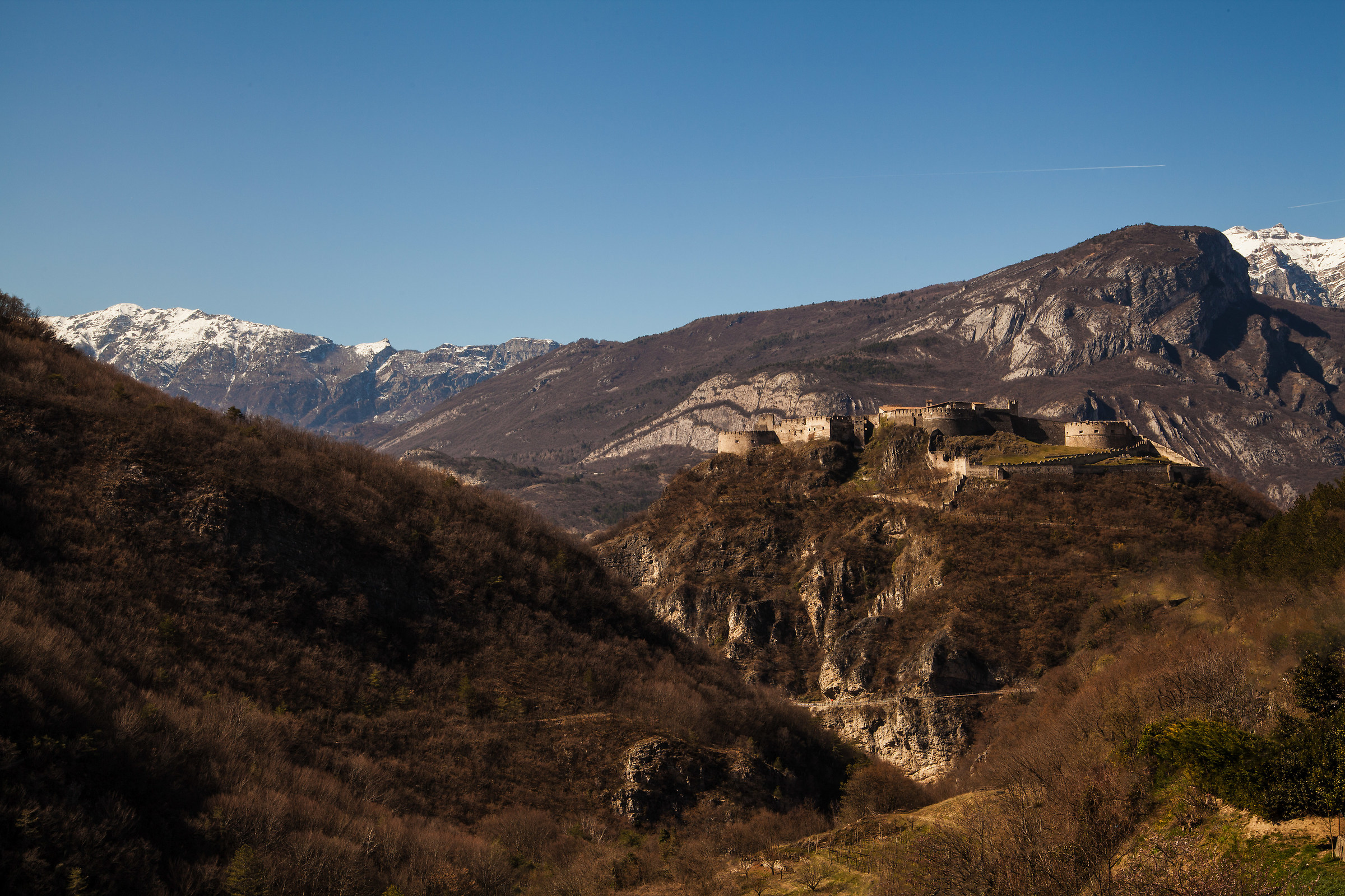 Castel Beseno...