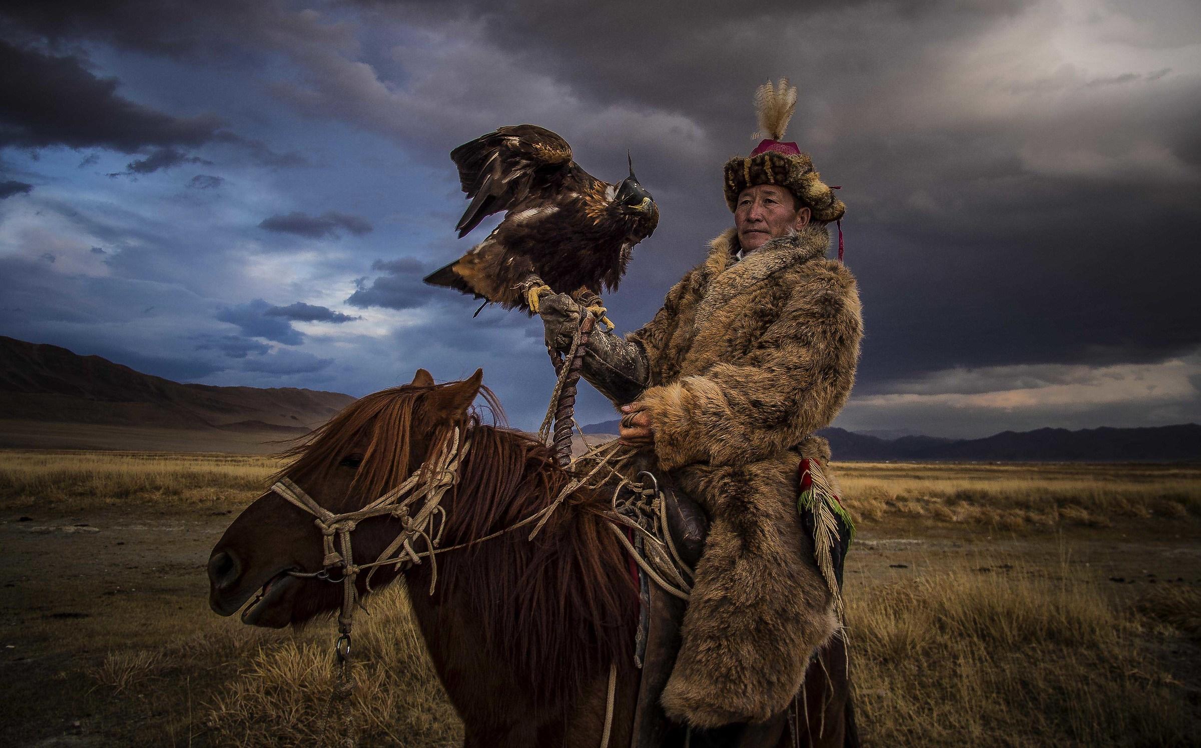 Mongolia...