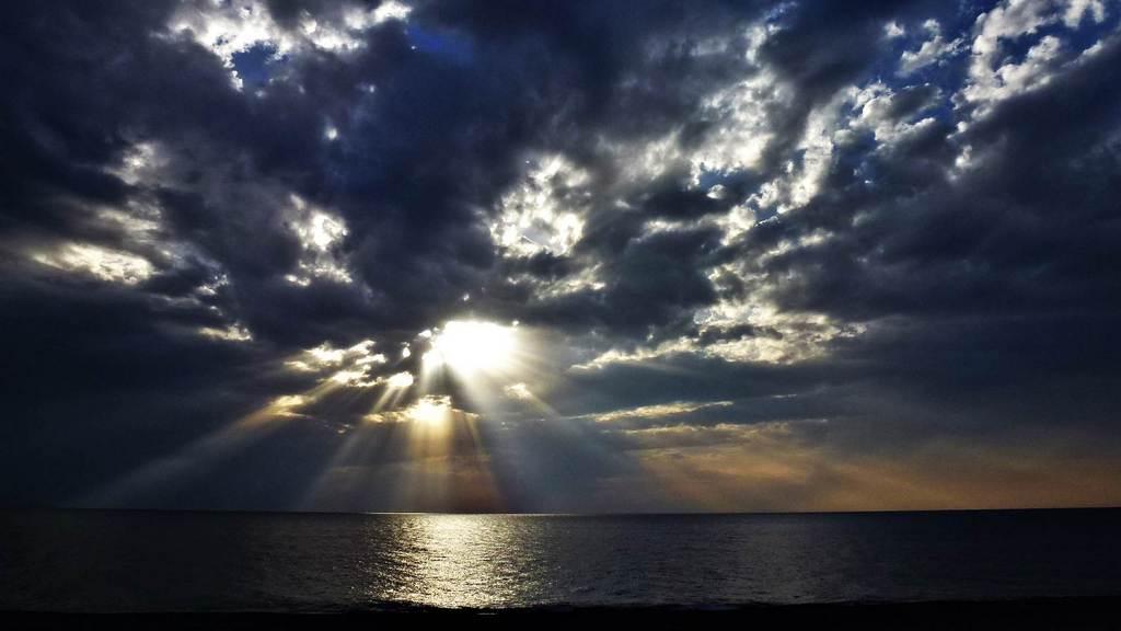 overbearing sun...