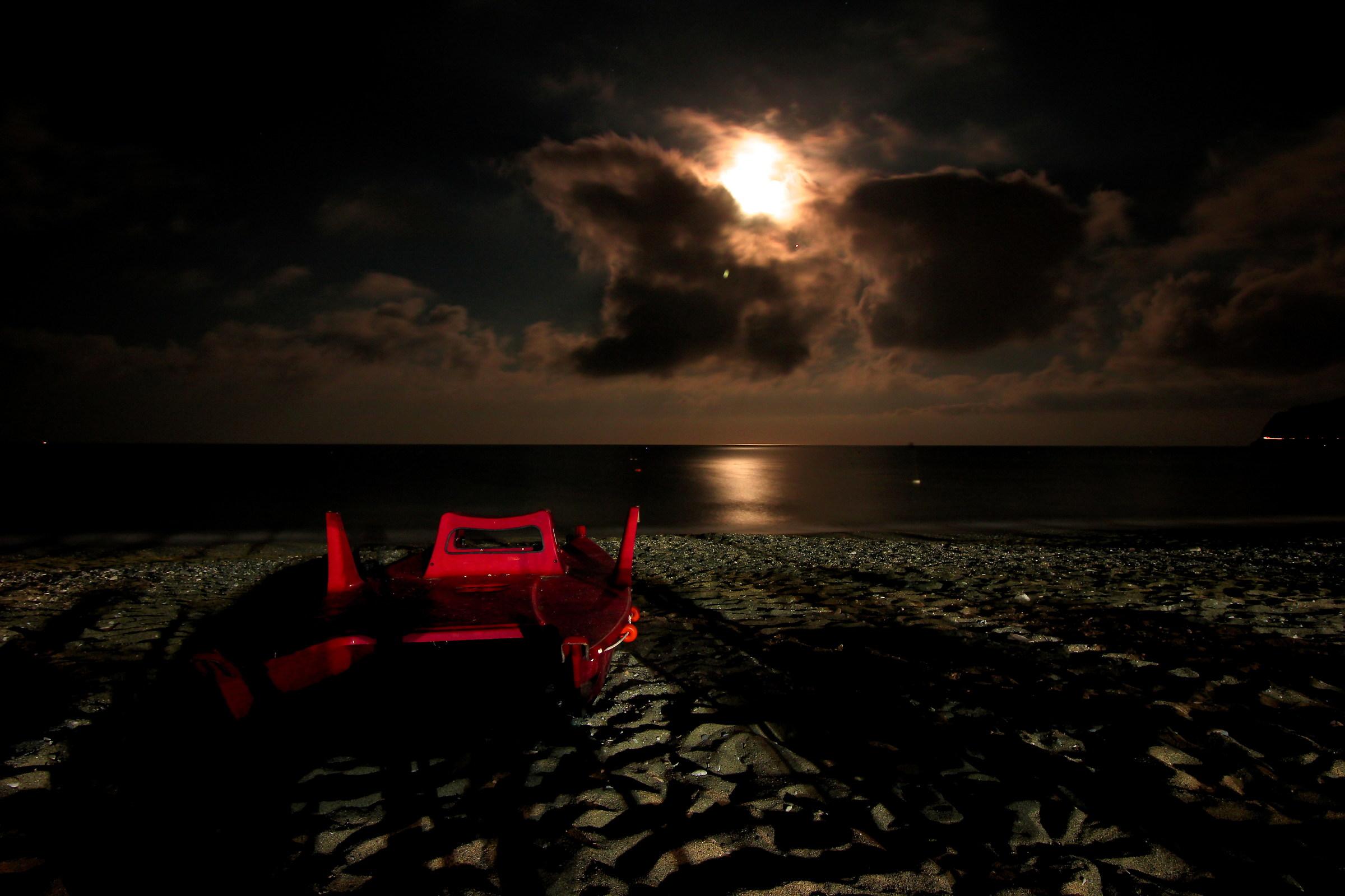 Midnight Sea...
