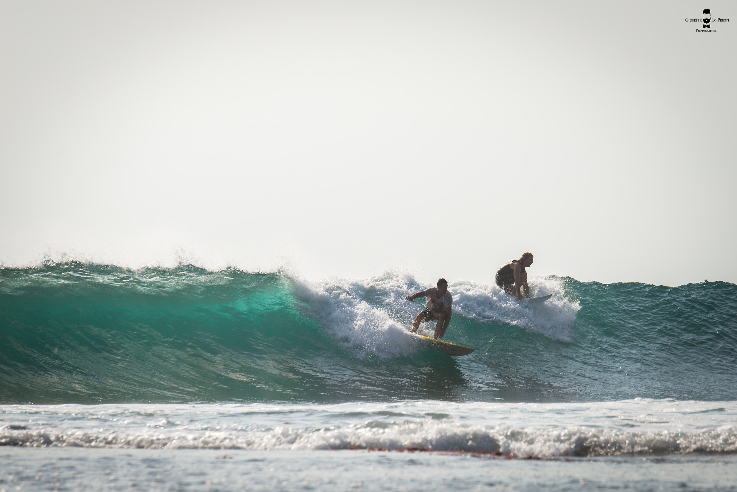 Surfing @ Uluwatu...