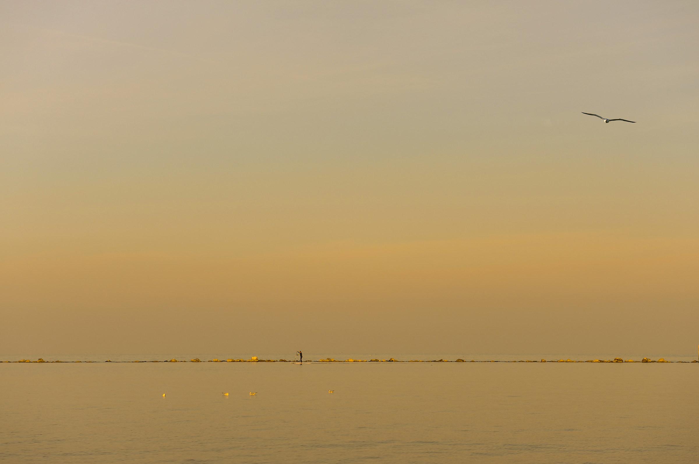 Sea landscape...