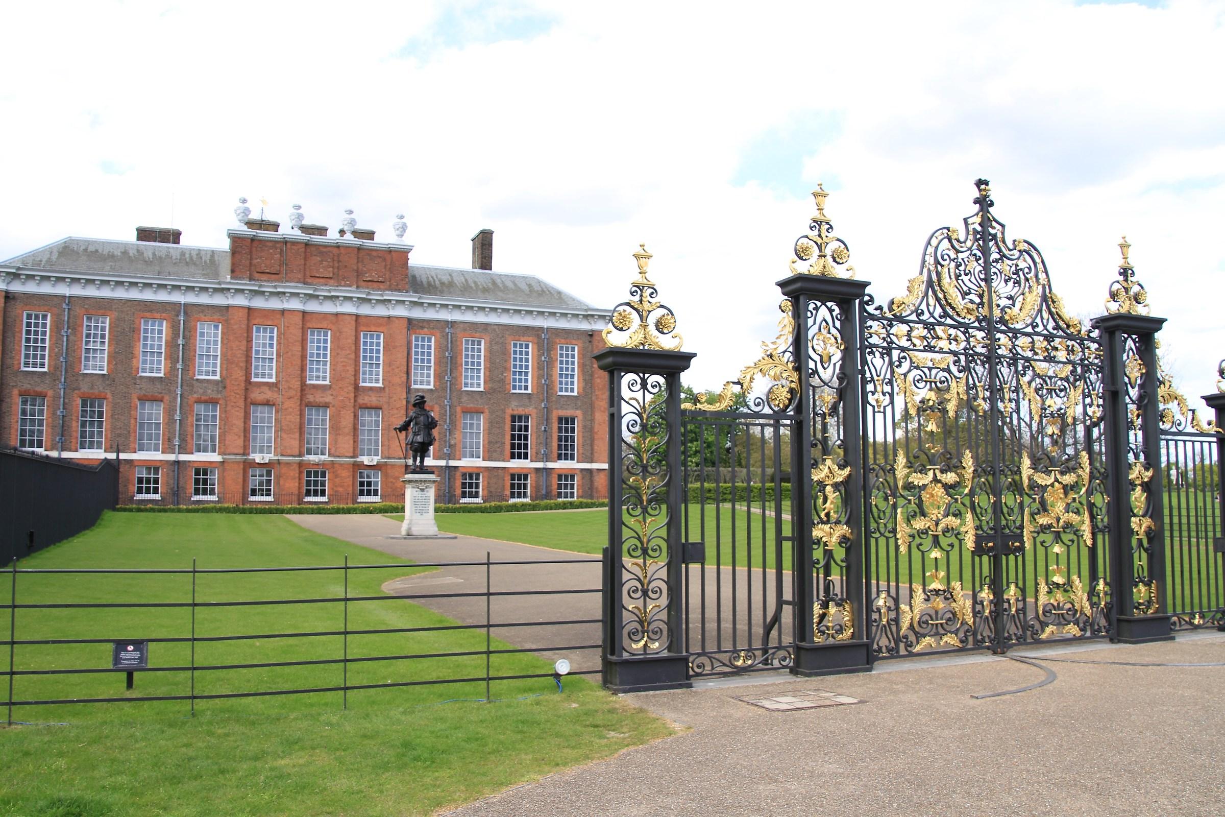 Kensington Palace...