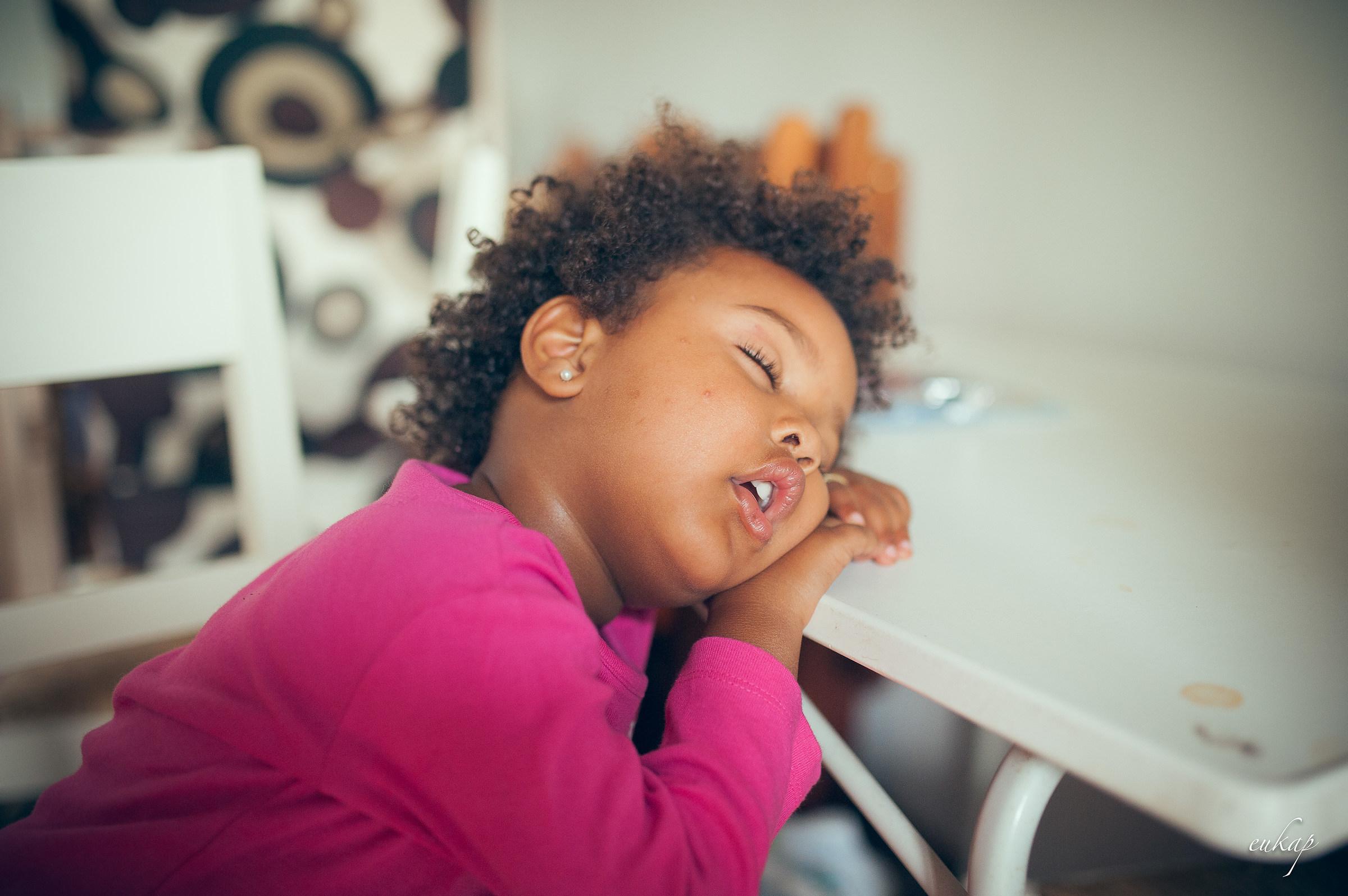 La bella addormentata...