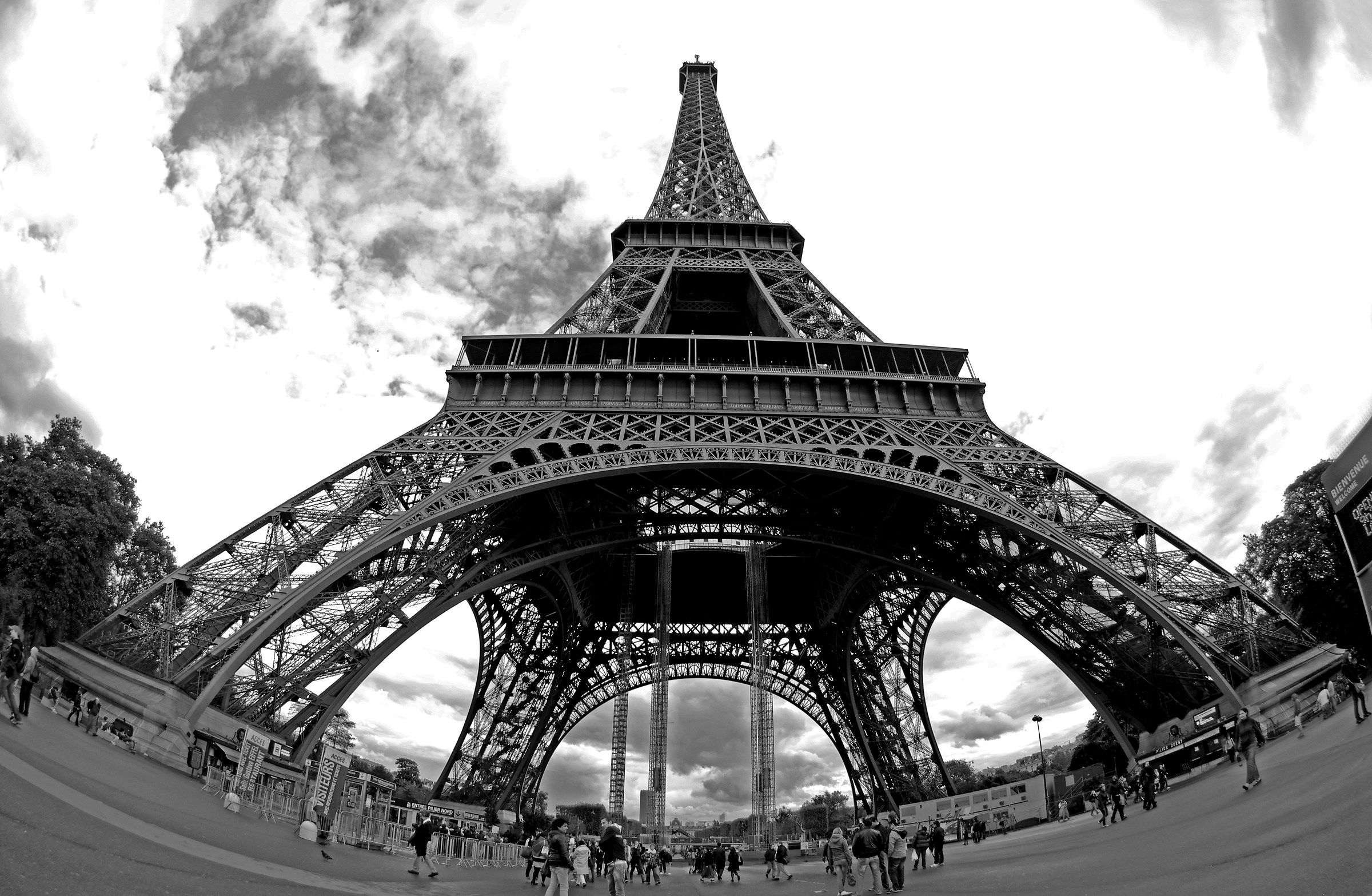 Tour Eiffel_b/n...
