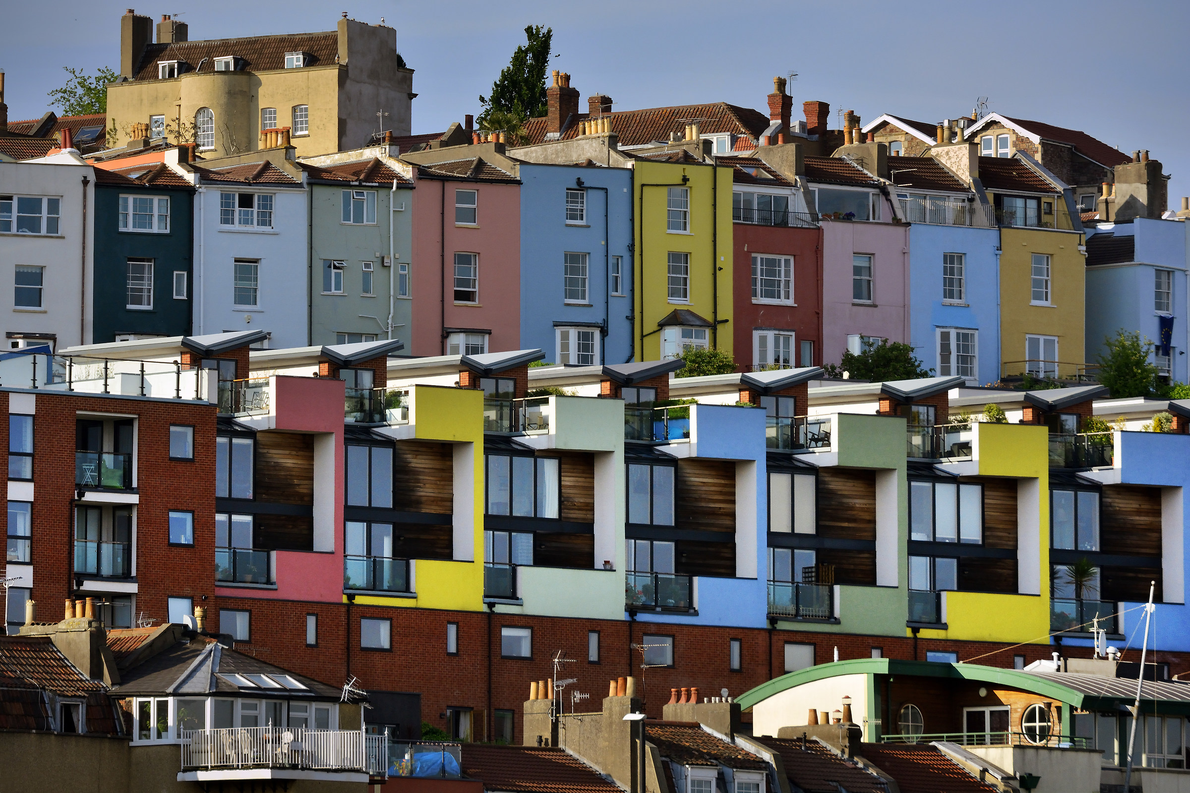 Bristol - Housing Doesn't Have to Be Boring?...