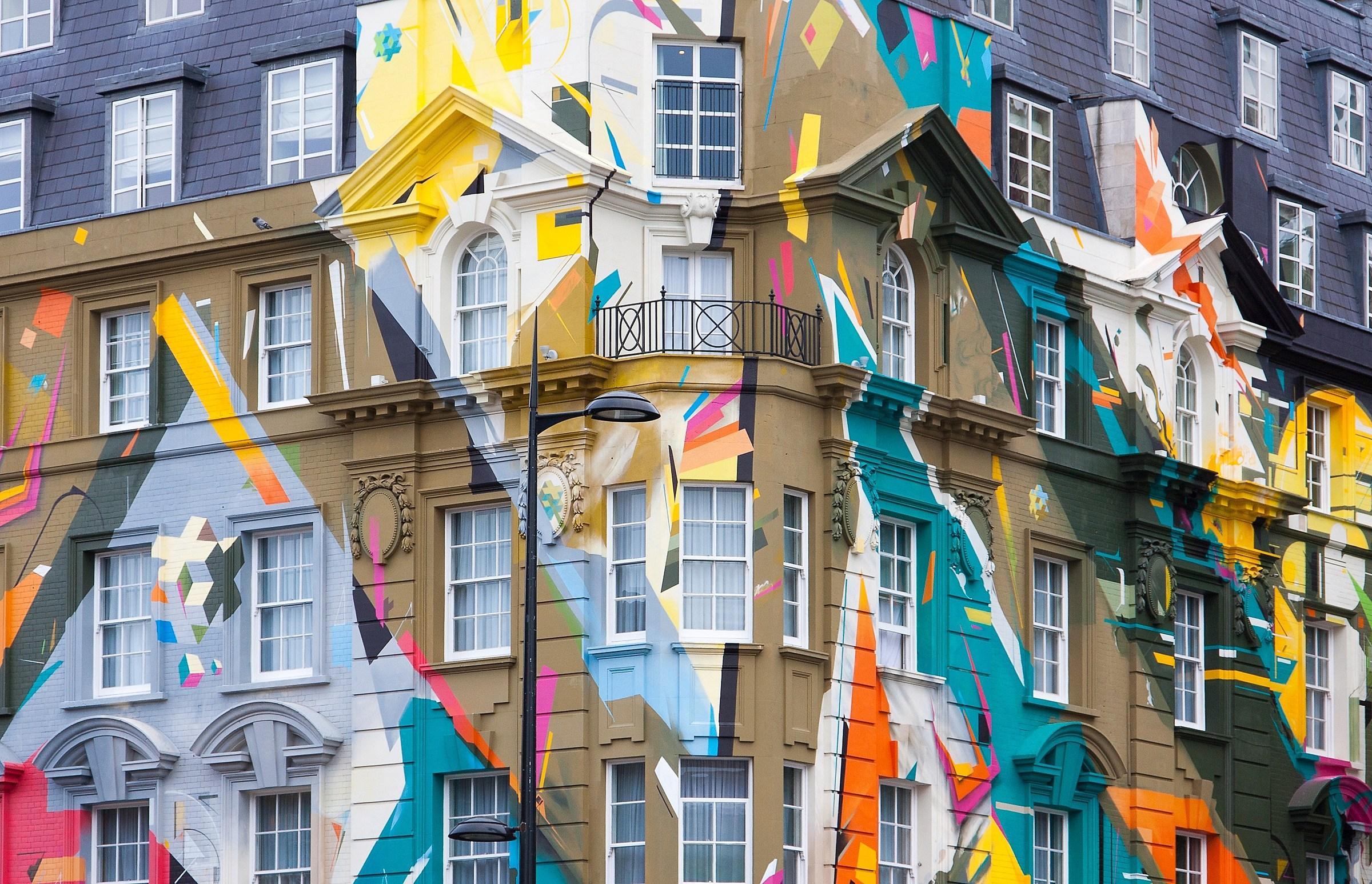 London colors...