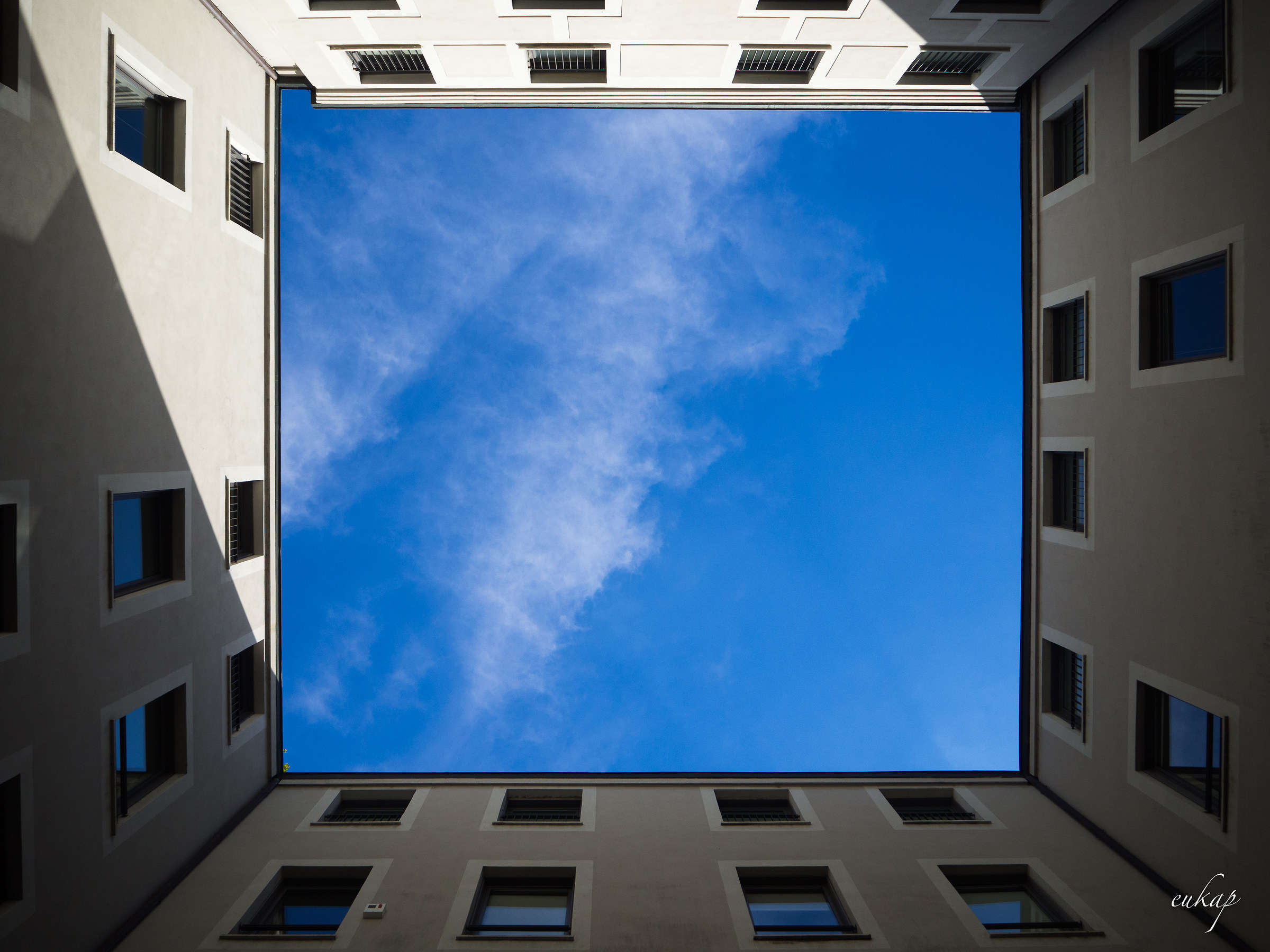 Una finestra sul cielo...