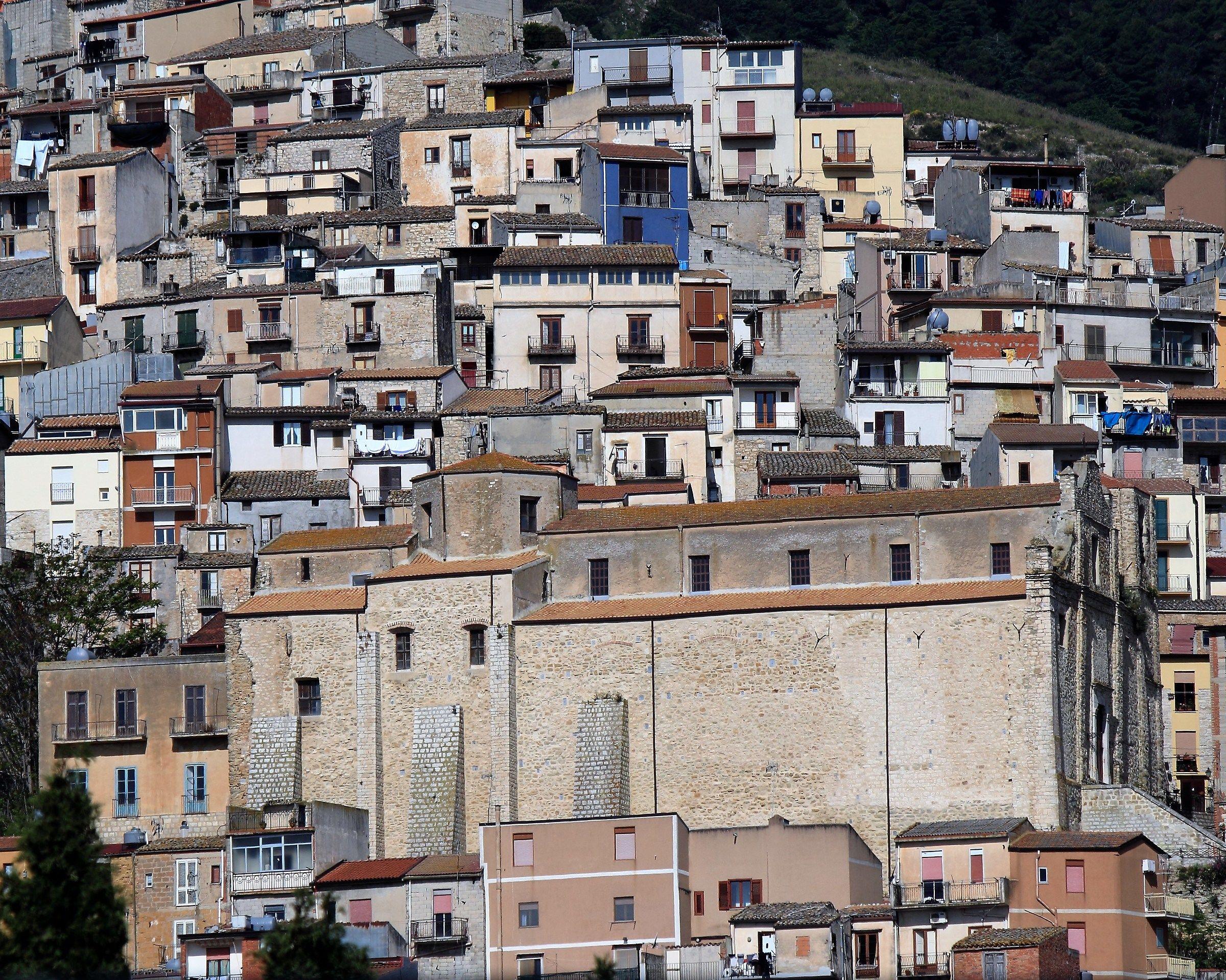 Church St. Vito Cammarata...