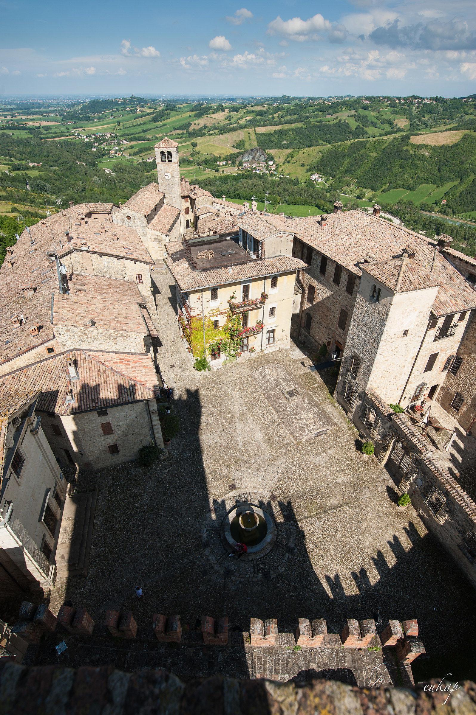 Dalla Torre del Castello...