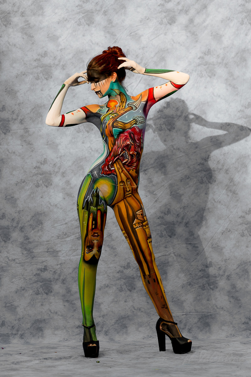 Body Painting...