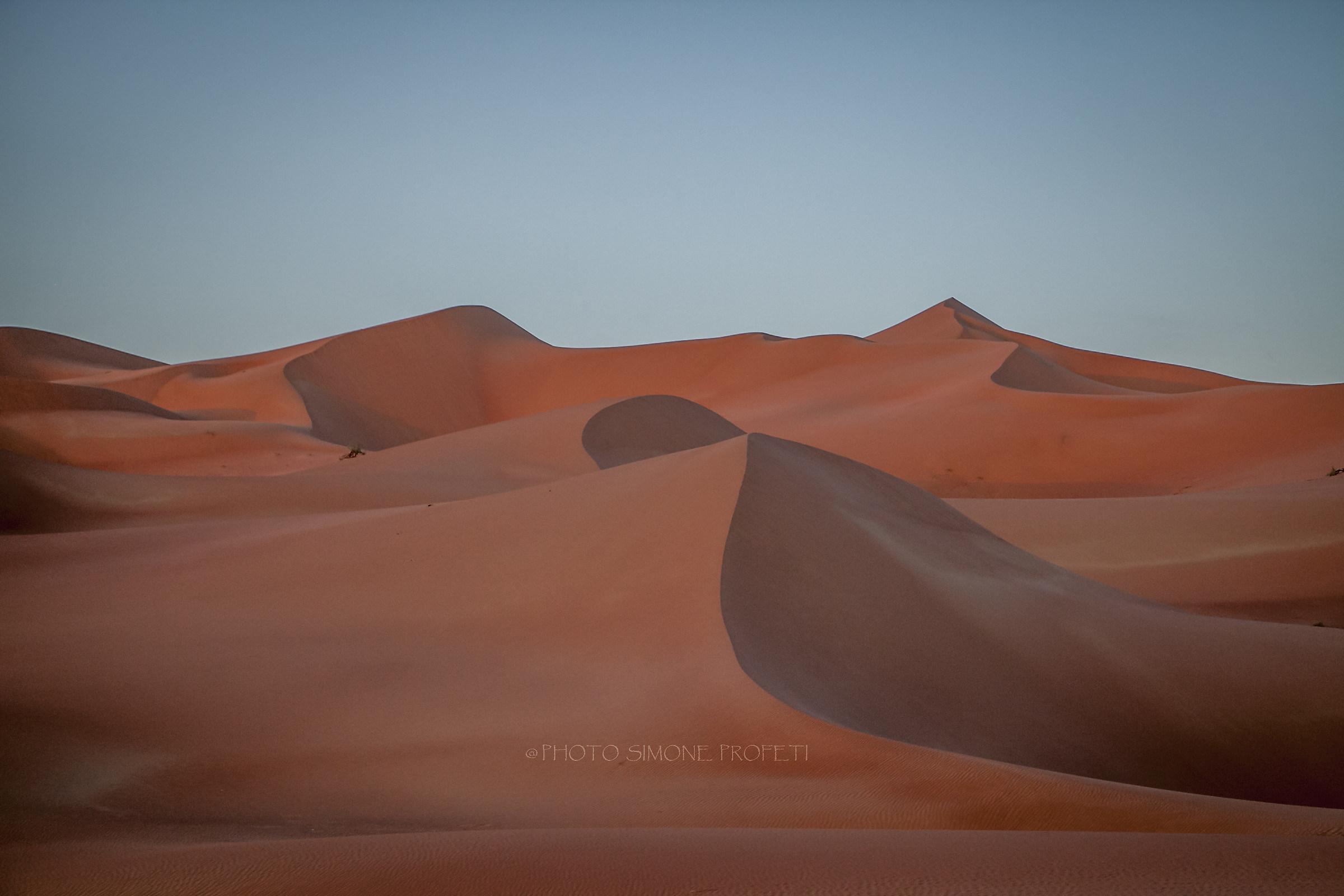 La Terra Desolata(Arabia Saudita)...