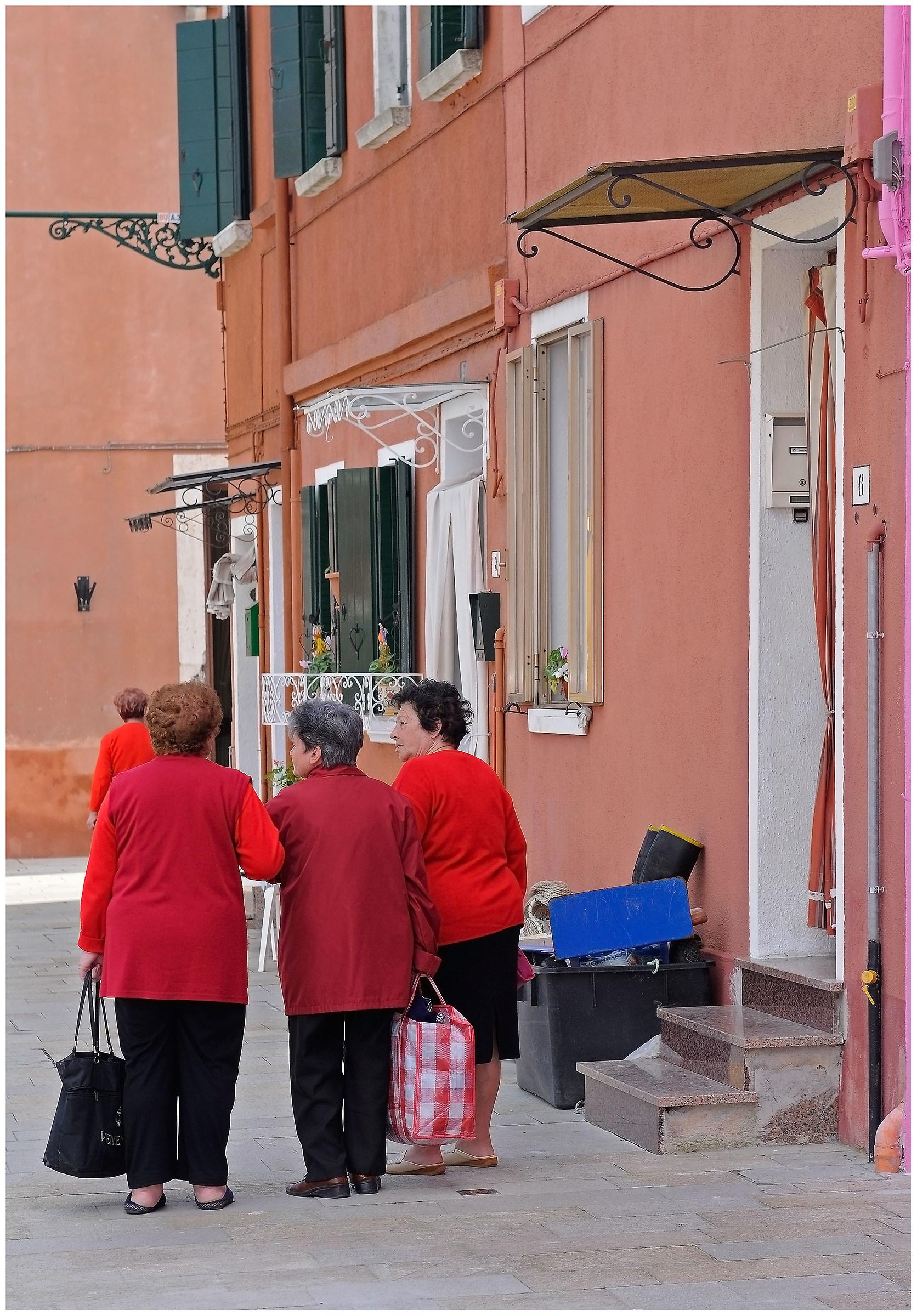 Rosso veneziano...