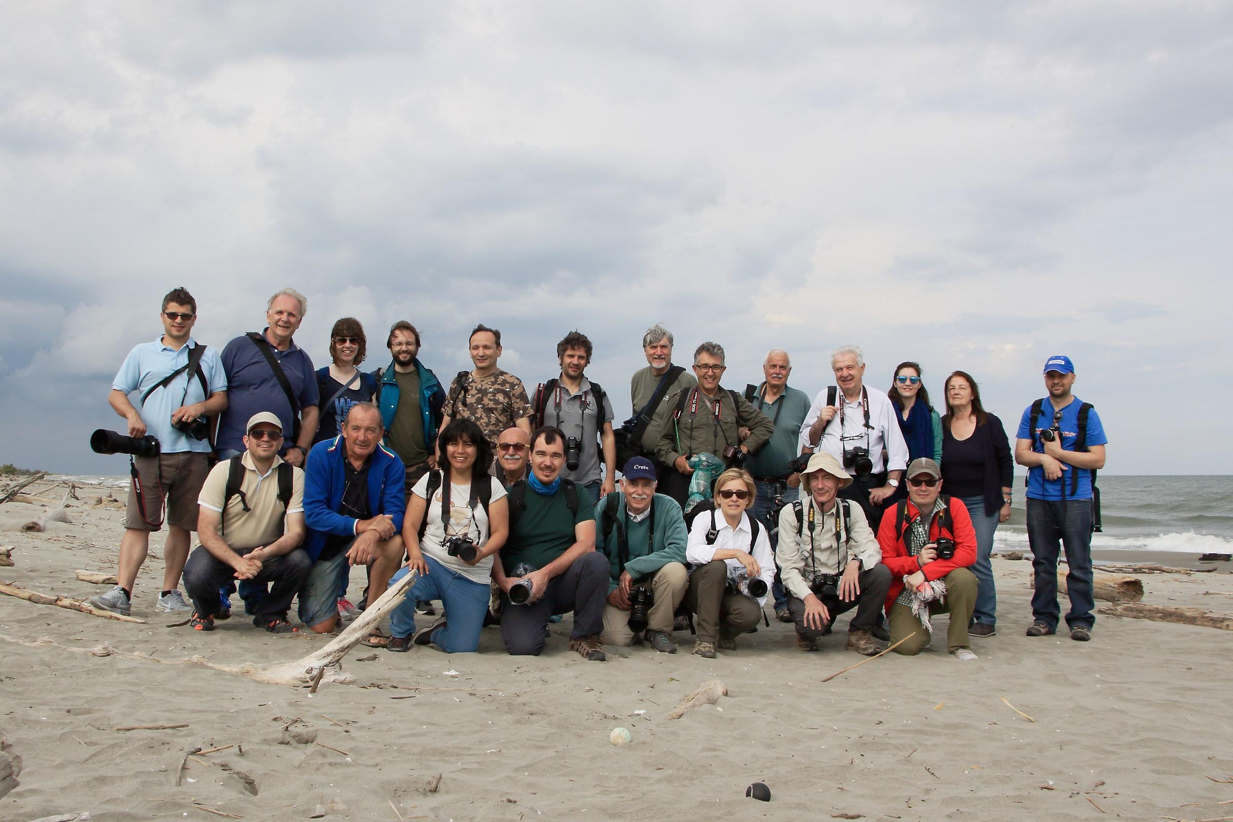 Group Photo Excursion Delta PO 11/06/2016...